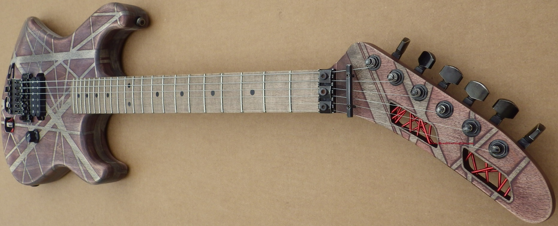 Mean Street Guitars Industrial 50 1 50 Pipeline 01 maroon pic 15.jpg
