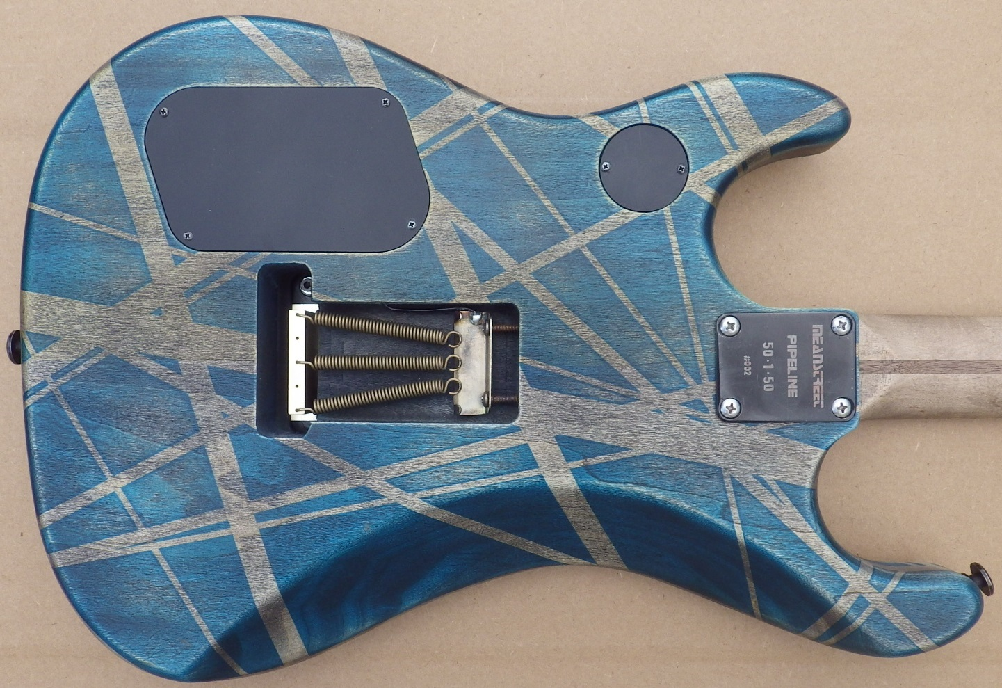 Mean Street Guitars Industrial 50 1 50 Pipeline Blue 002 pic 12.jpg