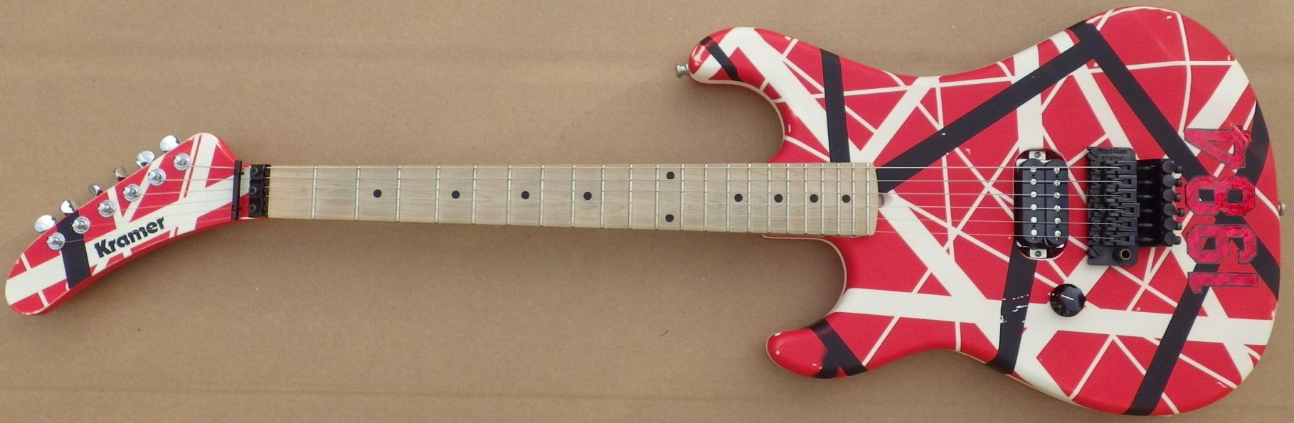 Mean Street paint job over GMW guitar 1984 Juan D pic 1.jpg
