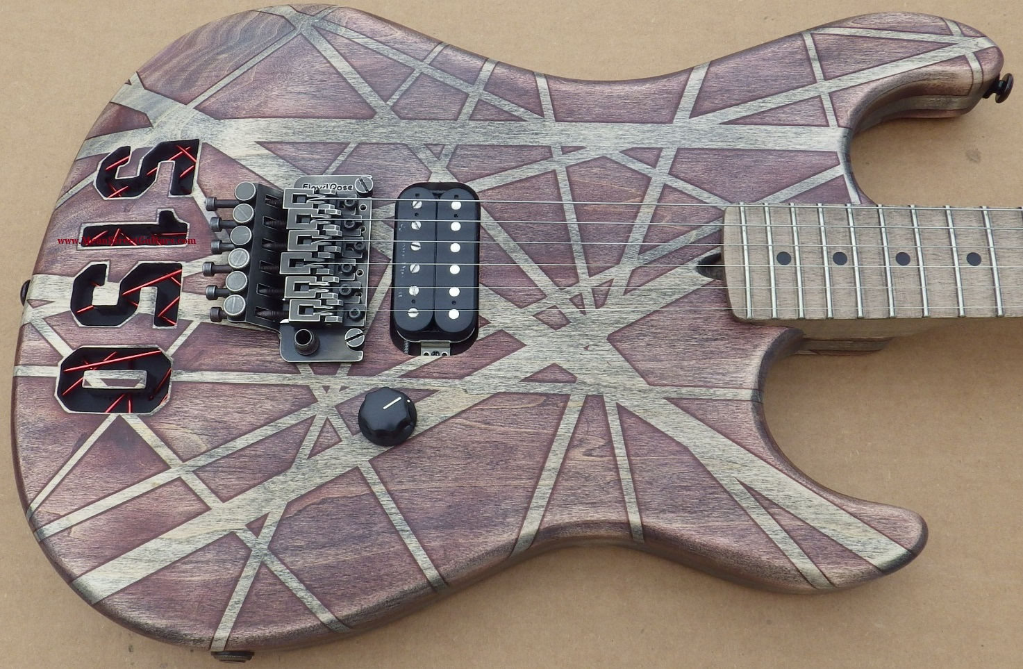 Mean Street Guitars Industrial 50 1 50 Pipeline 01 maroon pic 3.jpg