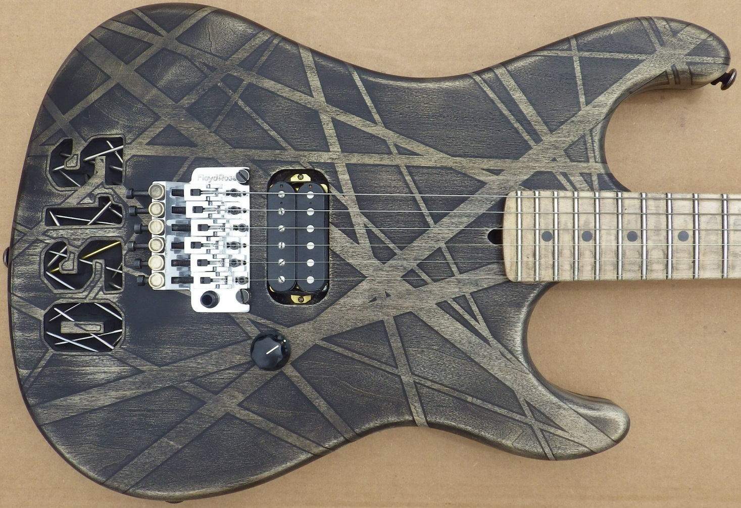 Mean Street Guitars Industrial 50 1 50 Pipeline Prototype  black pic 2.jpg