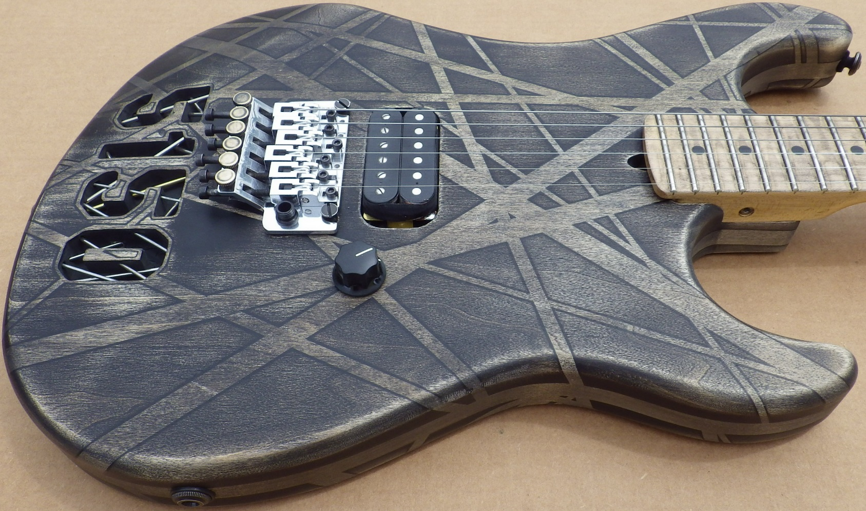 Mean Street Guitars Industrial 50 1 50 Pipeline Prototype  black pic 3.jpg