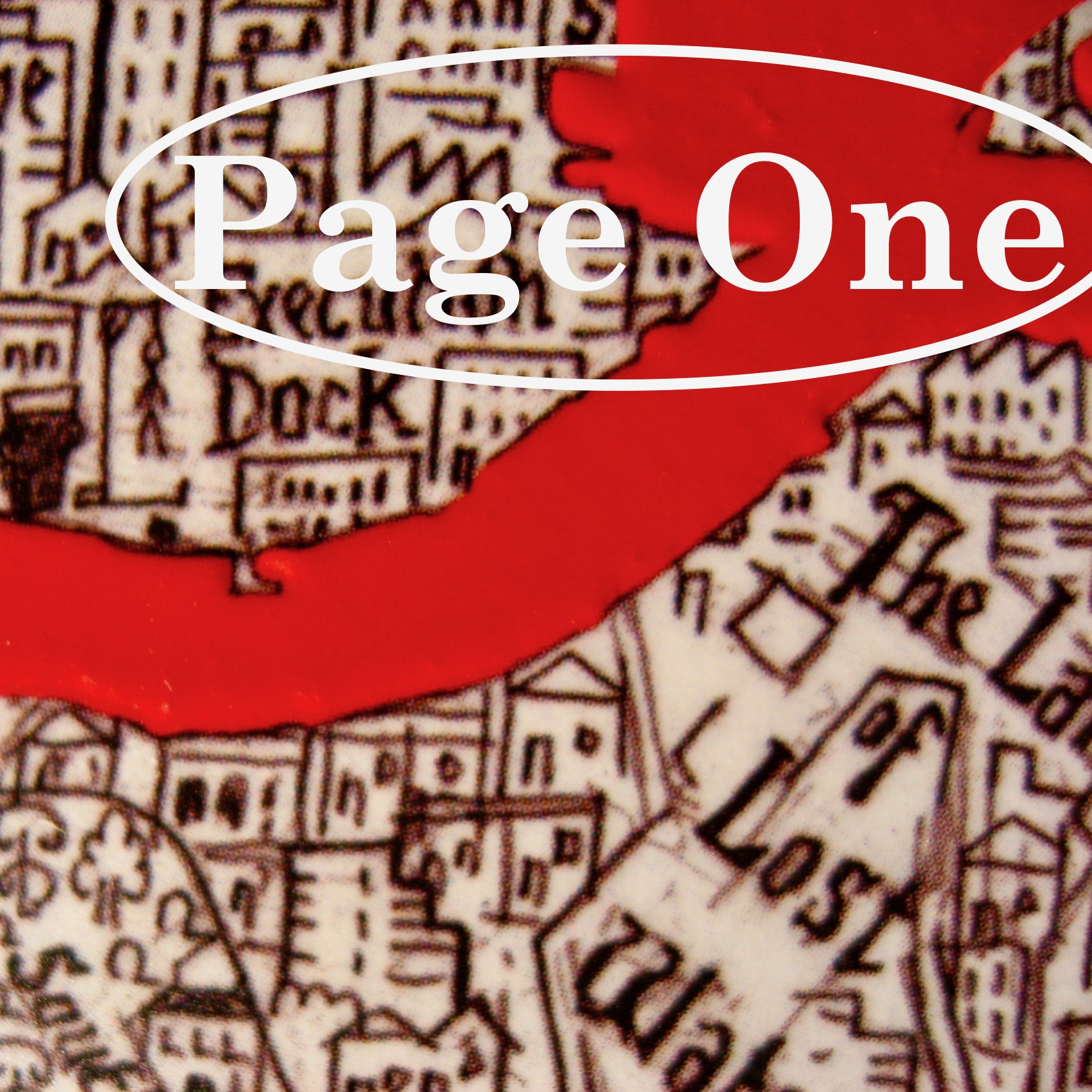 Episode image is a detail from the cover of  Rivers Of London  by Ben Aaronovitch, published by Gollancz in 2011; cover illustration © Stephen Walter; image courtesy of the Artist/TAG Fine Arts; image taken from The Island – London Series, published by TAG Fine Arts; design ©  www.patrickknowlesdesign.com