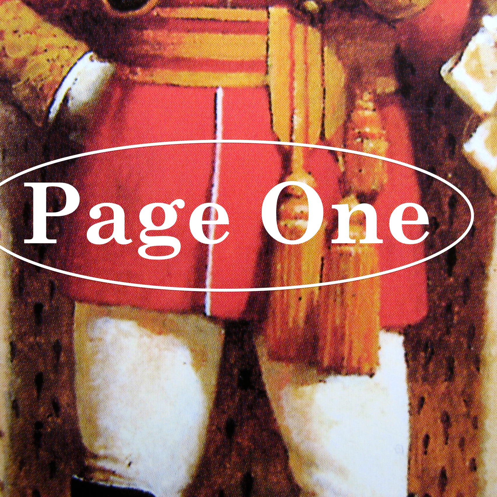 Episode image is a detail from the cover of  Royal Flash  by George MacDonald Fraser, published in 1999 by Harper Collins  Publishers .