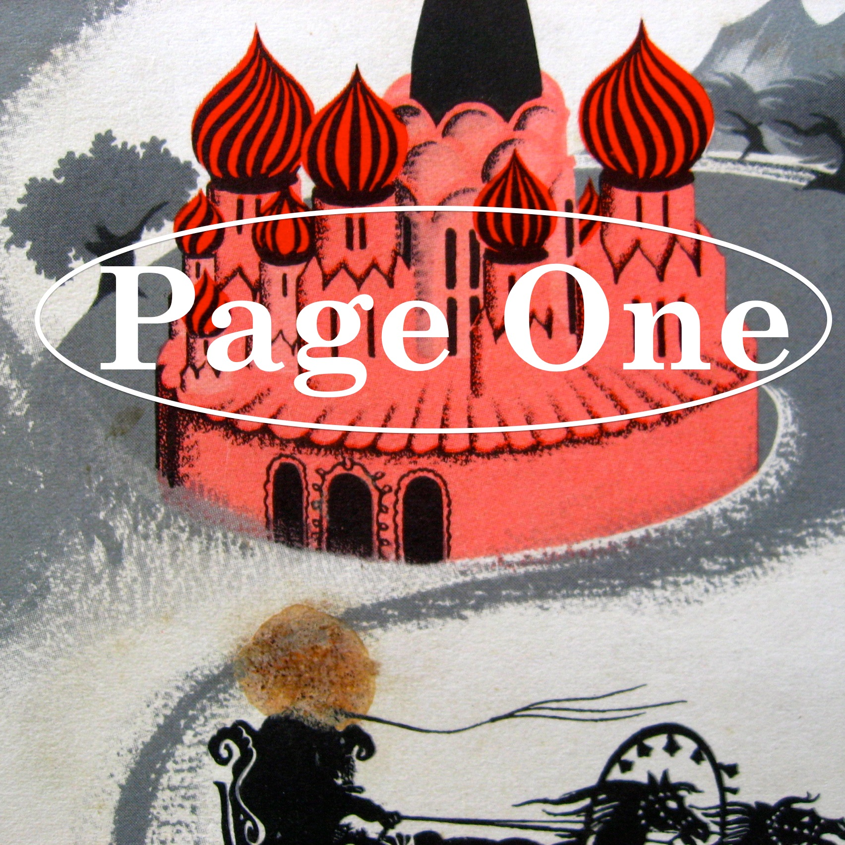 Episode image is a detail from the cover of  Russian Tales And Legends  by Charles Downing, published in 1956 by Oxford University Press; cover illustration by Joan Kiddell-Monroe.