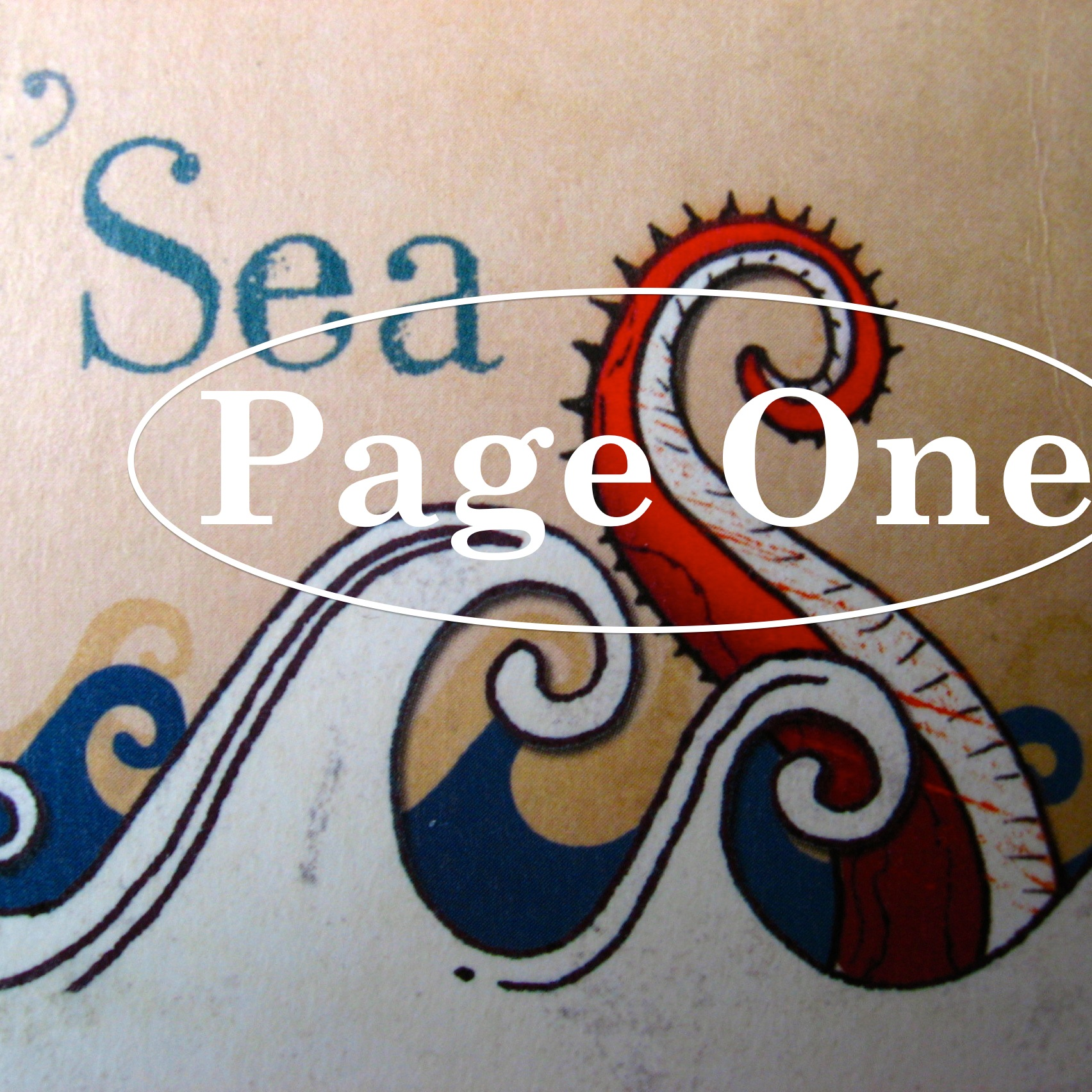 Episode image is a detail from the cover of  The Sea, The Sea  by Iris Murdoch, published in 2009 by Vintage.