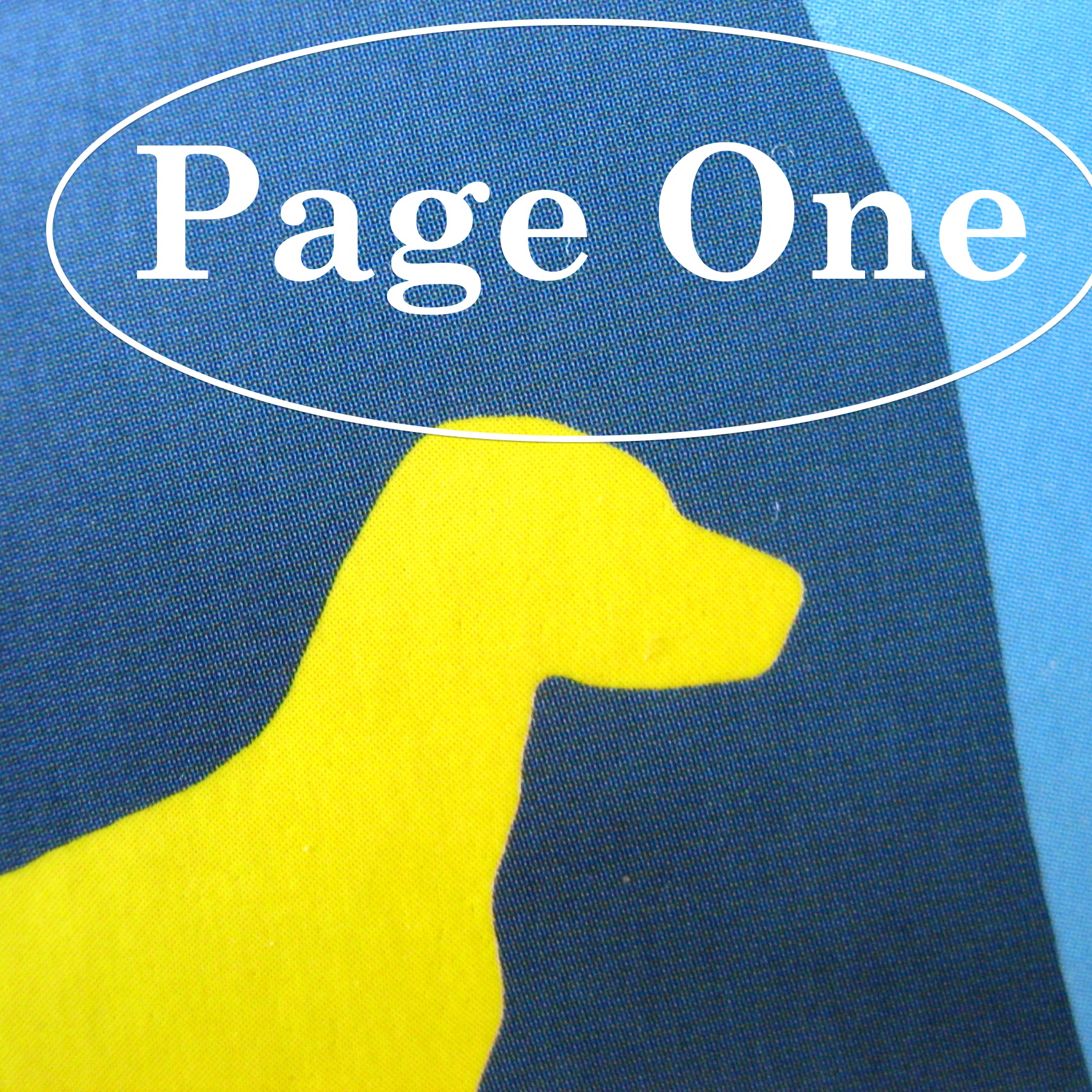 Episode image is a detail from the cover of  The Yellow Dog  by Georges Simenon, published in 2006 by Penguin Red Classics; cover artwork by David Pearson.