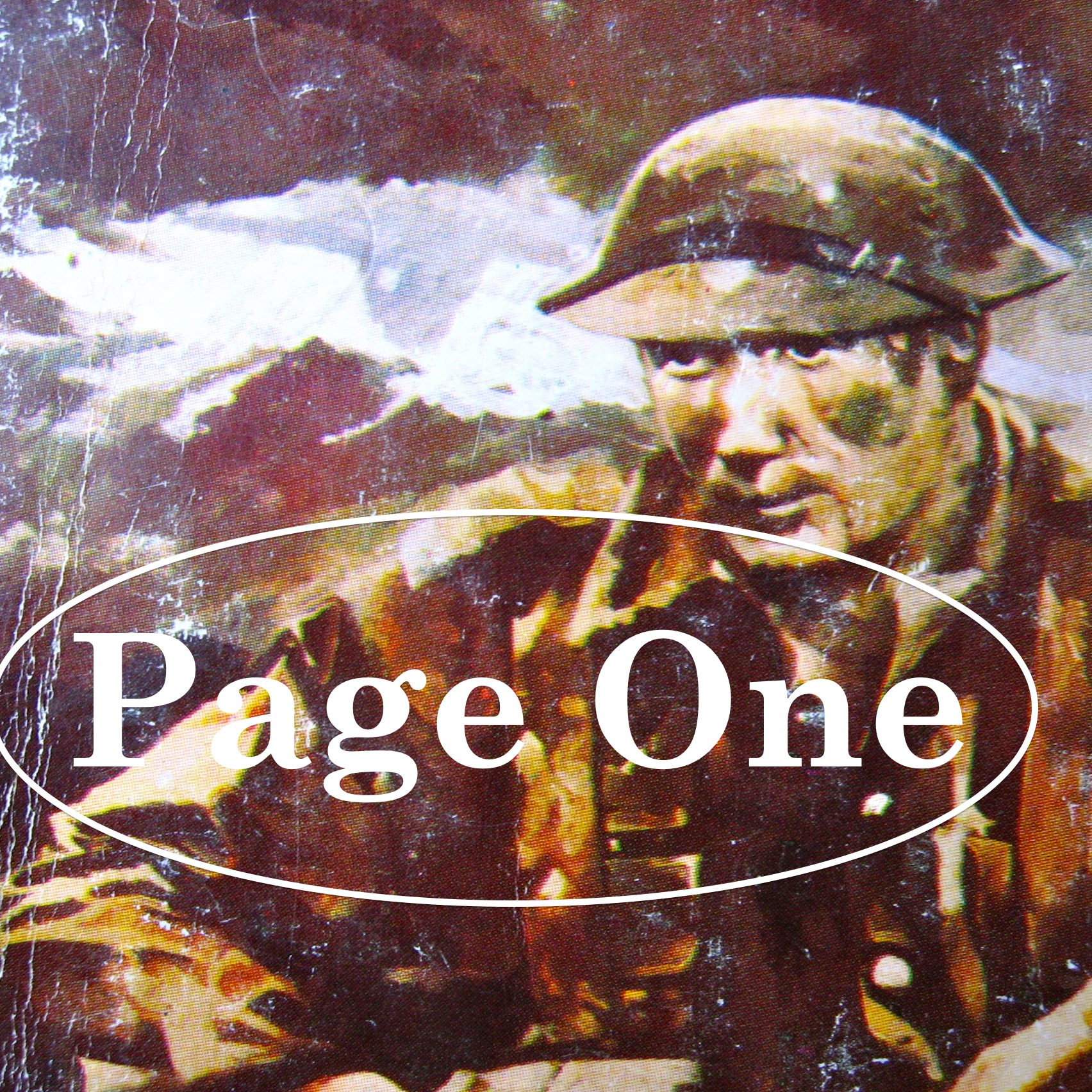 Episode image is a detail from the cover of The Lousier War by W. A. Tucker, published in 1974 by New English Library.