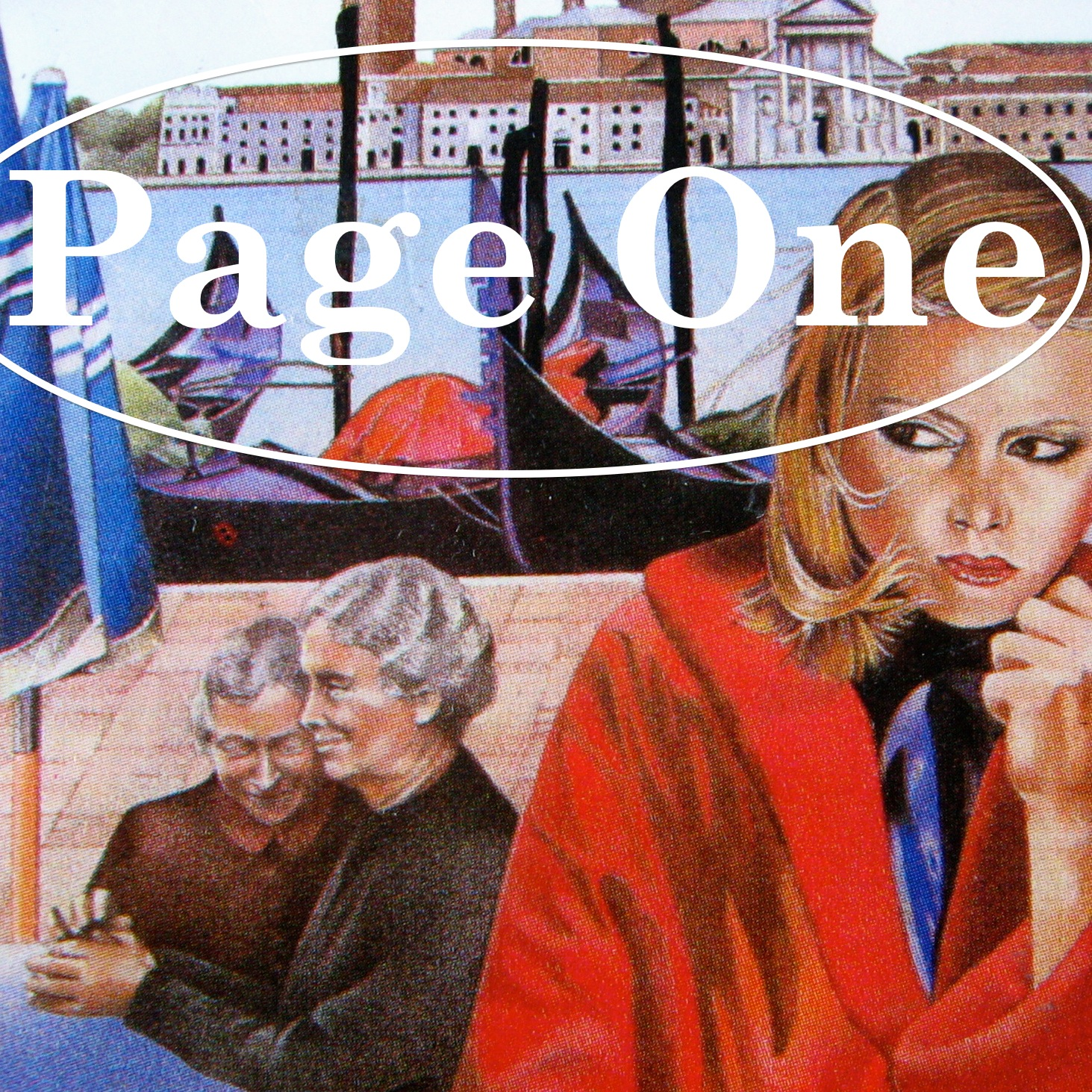 Episode image is a detail from the cover of Not After Midnight by Daphne Du Maurier, published in 1981 in Penguin Books; cover illustration by Dave and Sue Holmes.