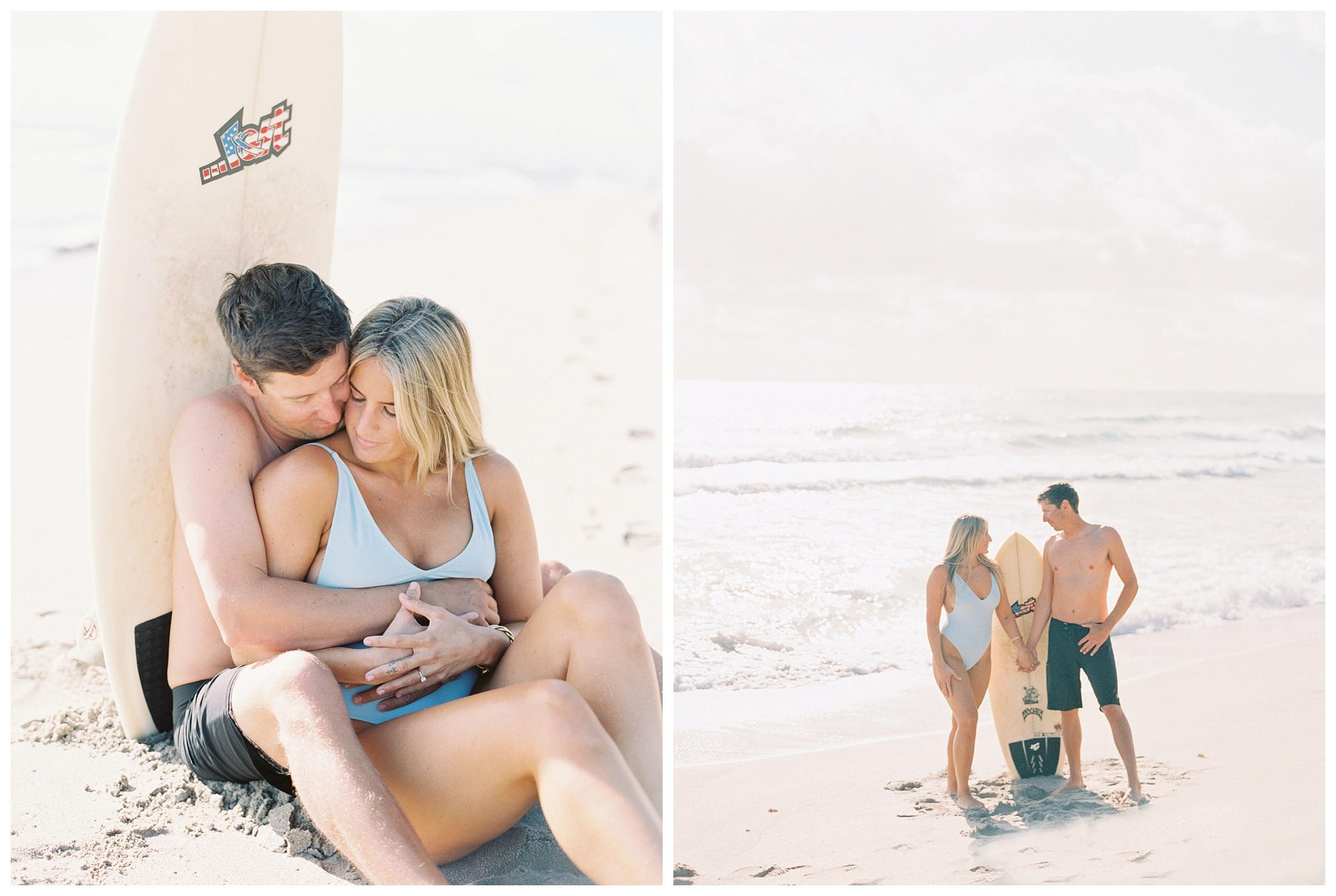 Surfboard Engagement Florida Wedding Photographer Kir Tuben_0016.jpg
