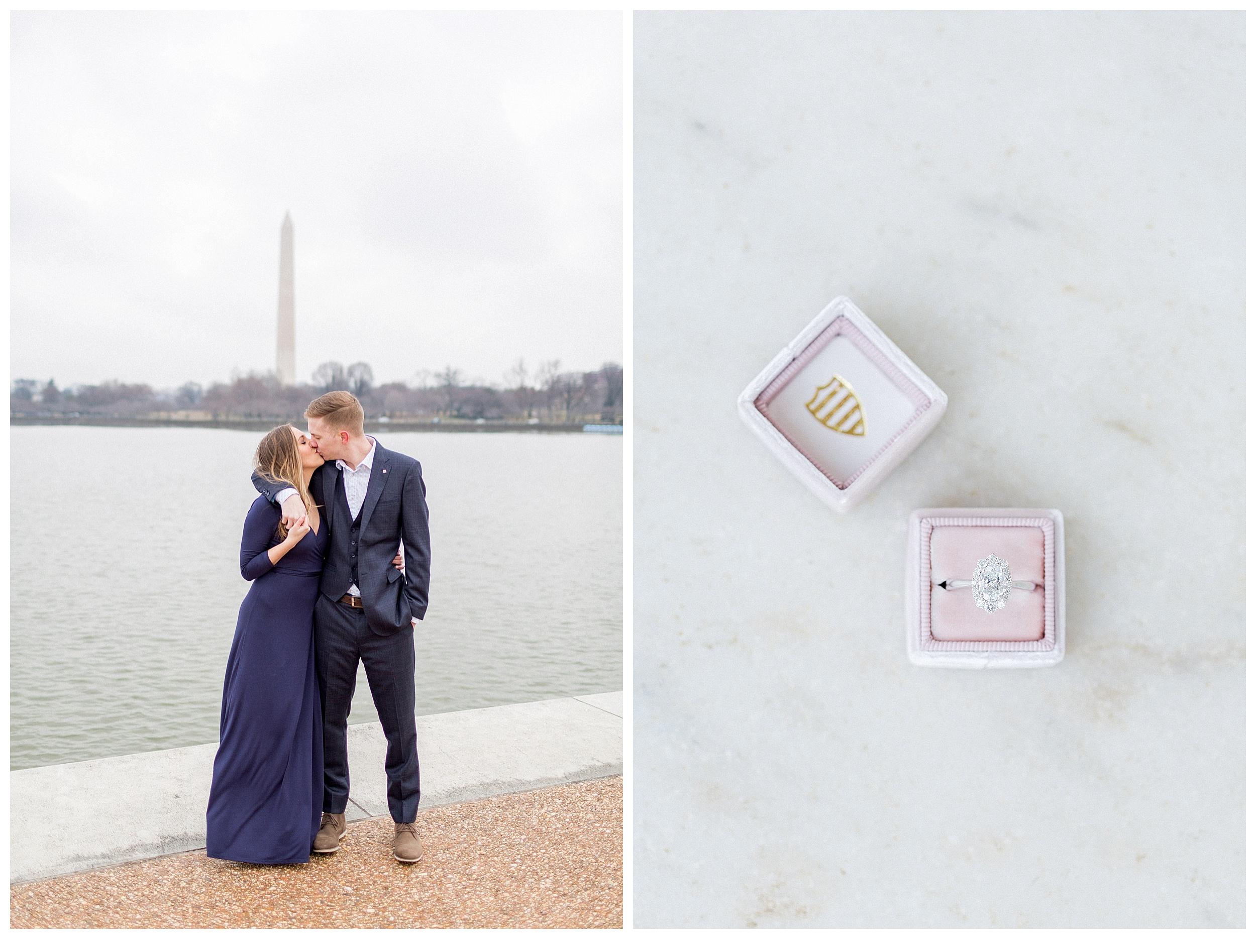 Washingon DC Engagement Photos | Jefferson Memorial Engagement | Kir Tuben_0031.jpg