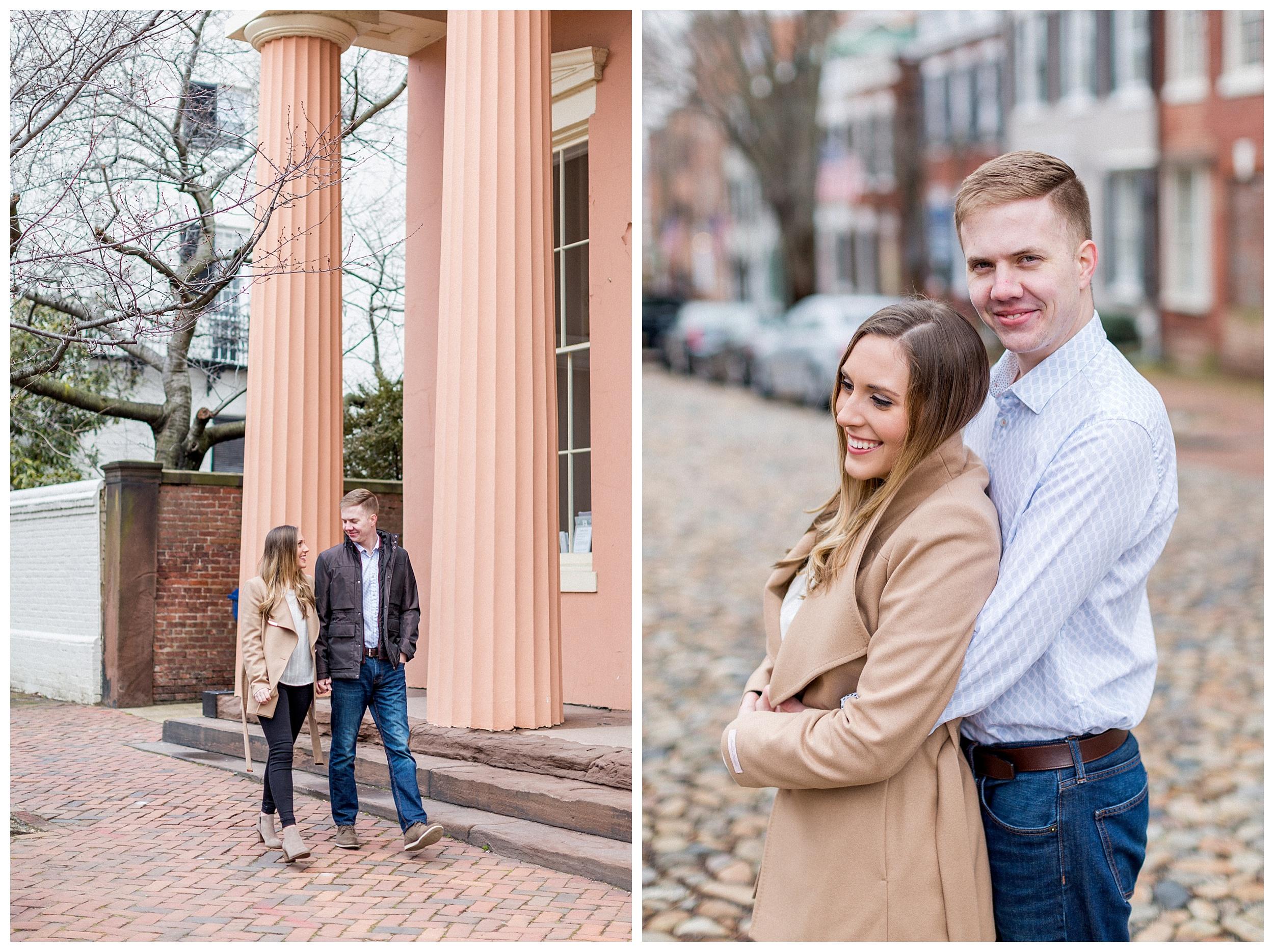 Washingon DC Engagement Photos | Jefferson Memorial Engagement | Kir Tuben_0039.jpg