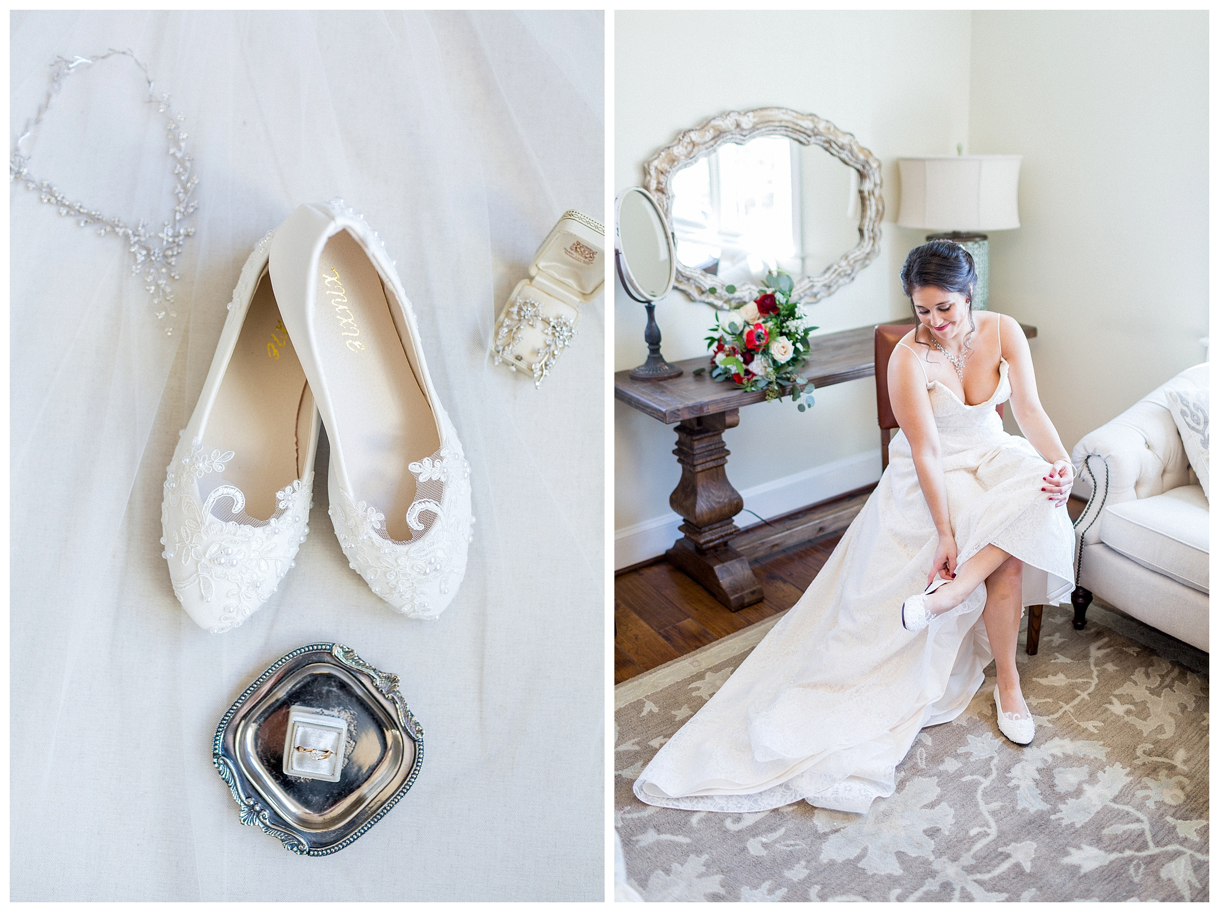 Stone Tower Winery Wedding | Virginia Winter Wedding | VA Wedding Photographer Kir Tuben_0020.jpg
