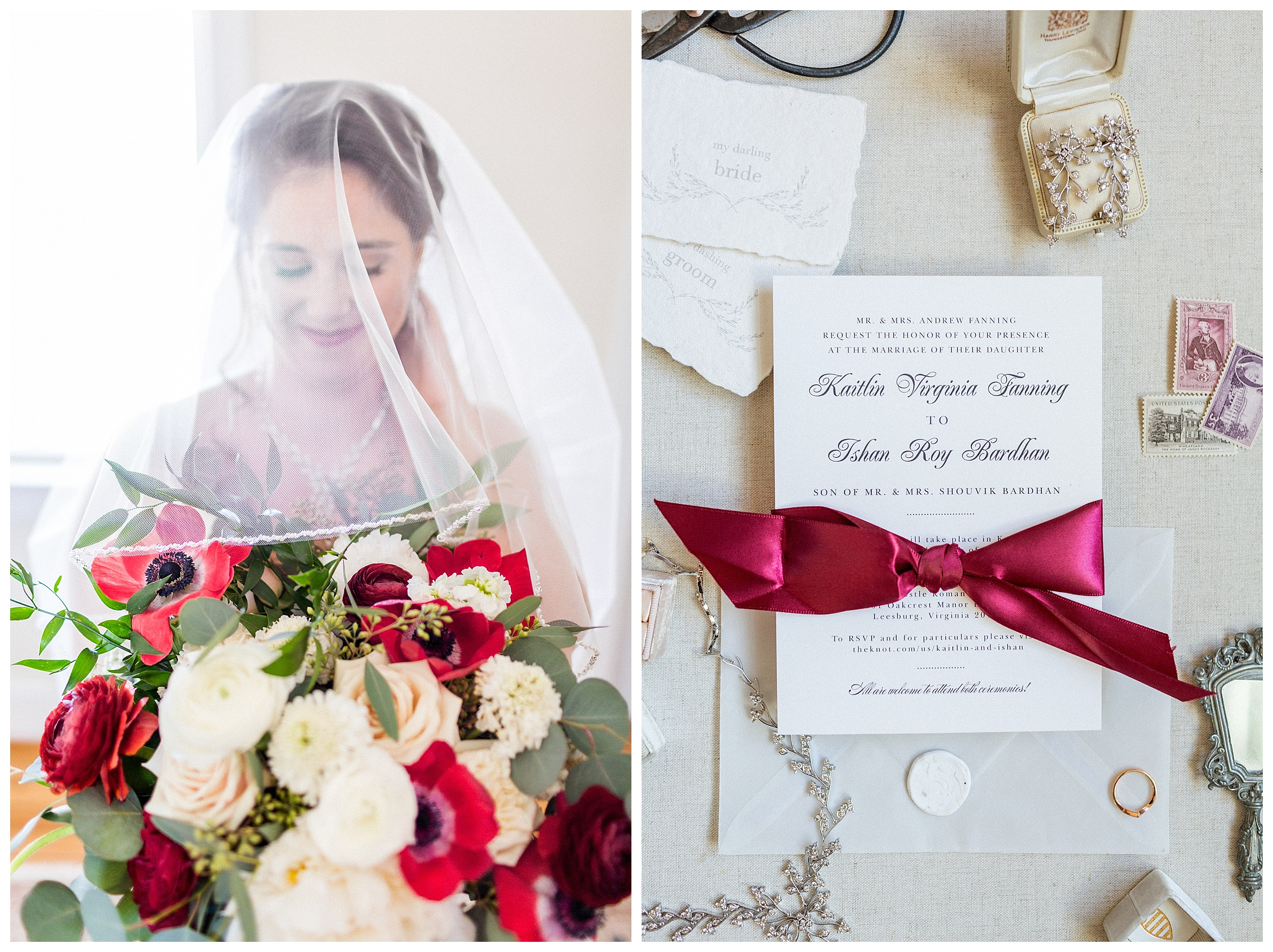 Stone Tower Winery Wedding | Virginia Winter Wedding | VA Wedding Photographer Kir Tuben_0024.jpg