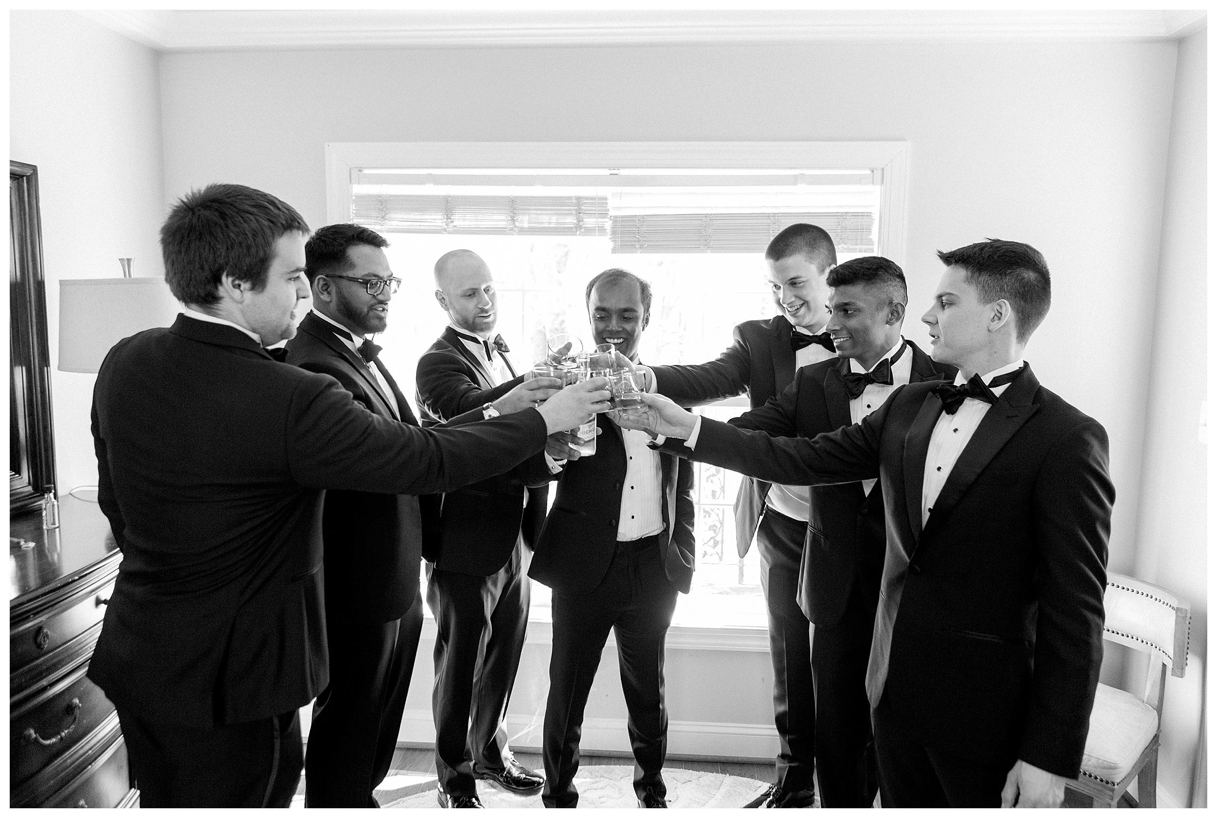 Stone Tower Winery Wedding | Virginia Winter Wedding | VA Wedding Photographer Kir Tuben_0033.jpg