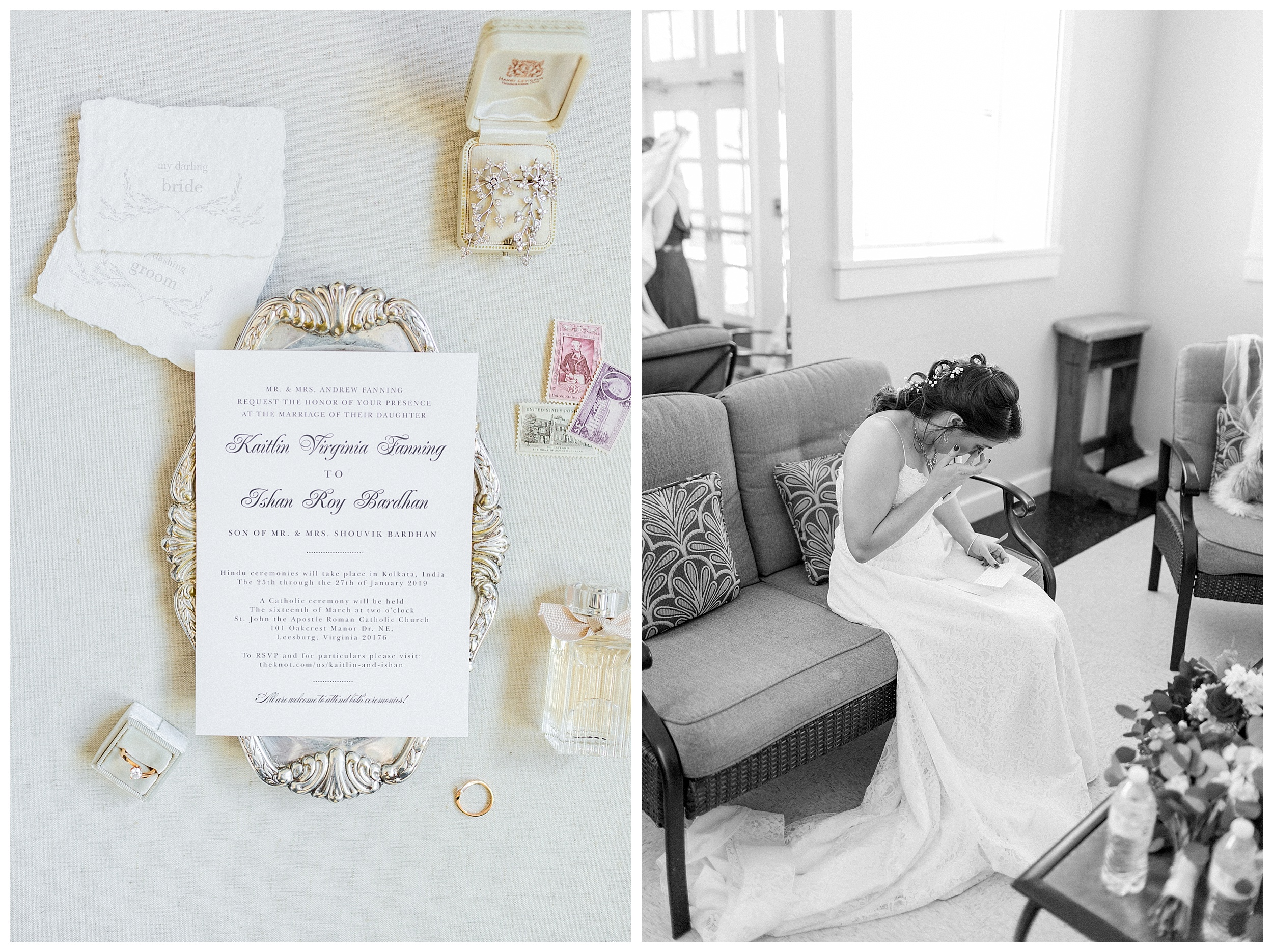 Stone Tower Winery Wedding | Virginia Winter Wedding | VA Wedding Photographer Kir Tuben_0034.jpg