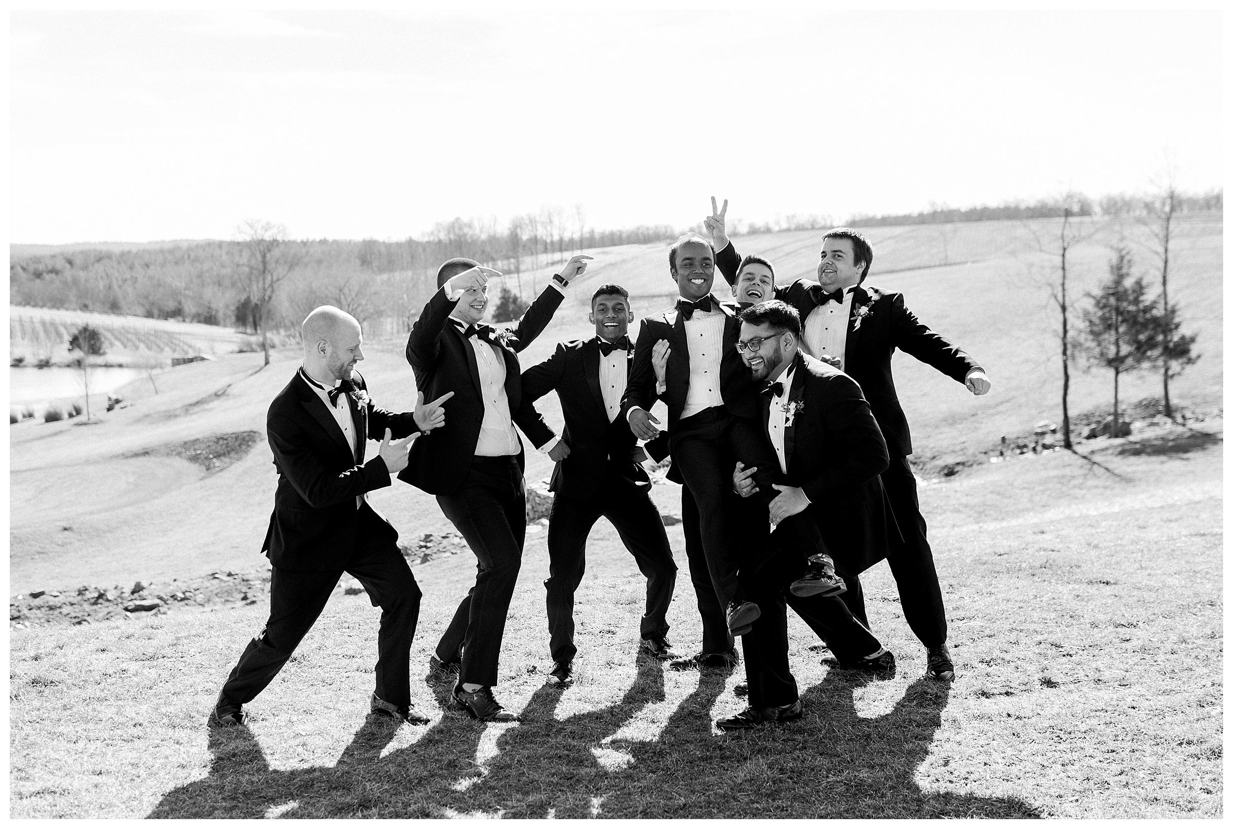Stone Tower Winery Wedding | Virginia Winter Wedding | VA Wedding Photographer Kir Tuben_0069.jpg
