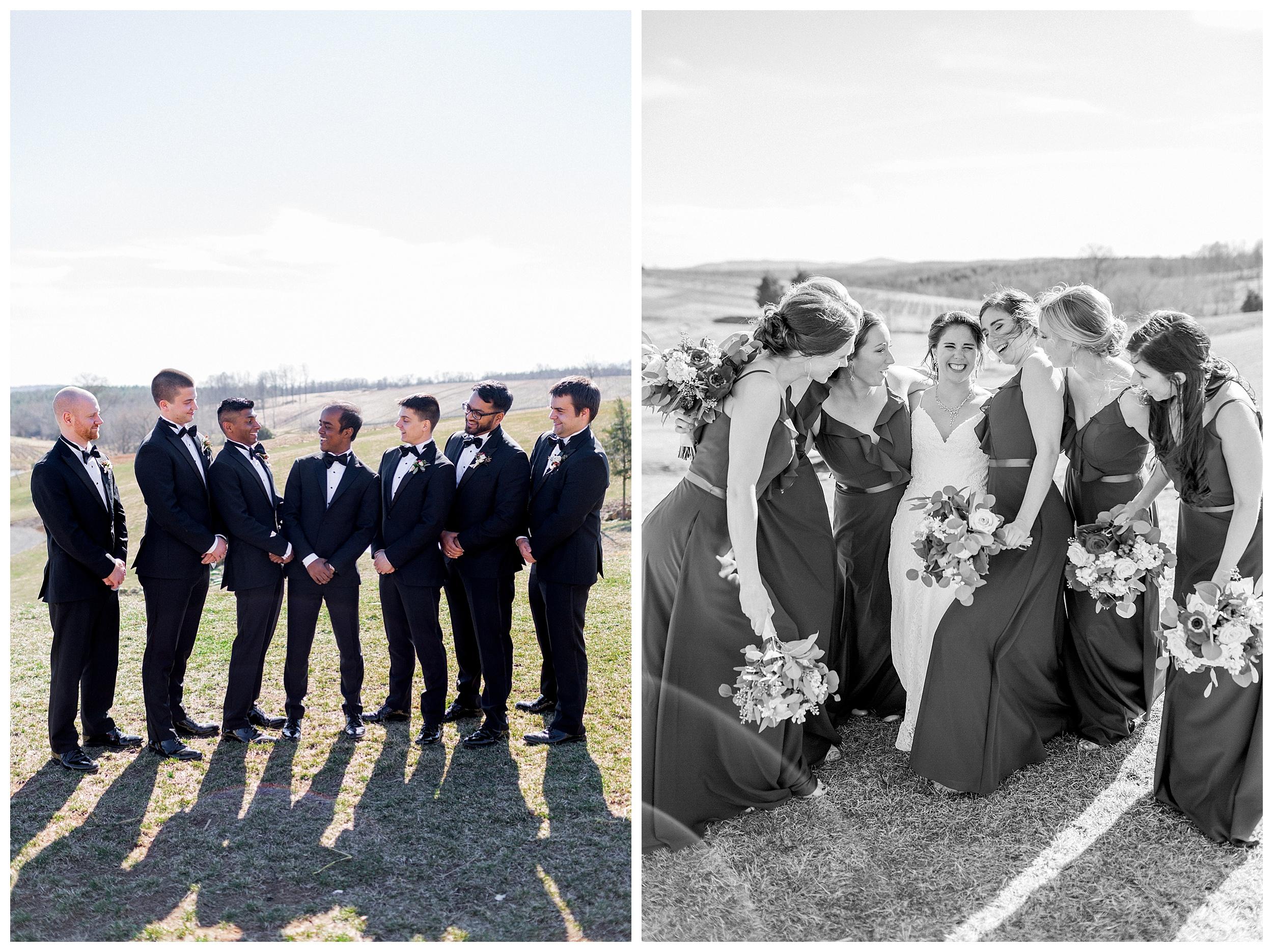 Stone Tower Winery Wedding | Virginia Winter Wedding | VA Wedding Photographer Kir Tuben_0071.jpg