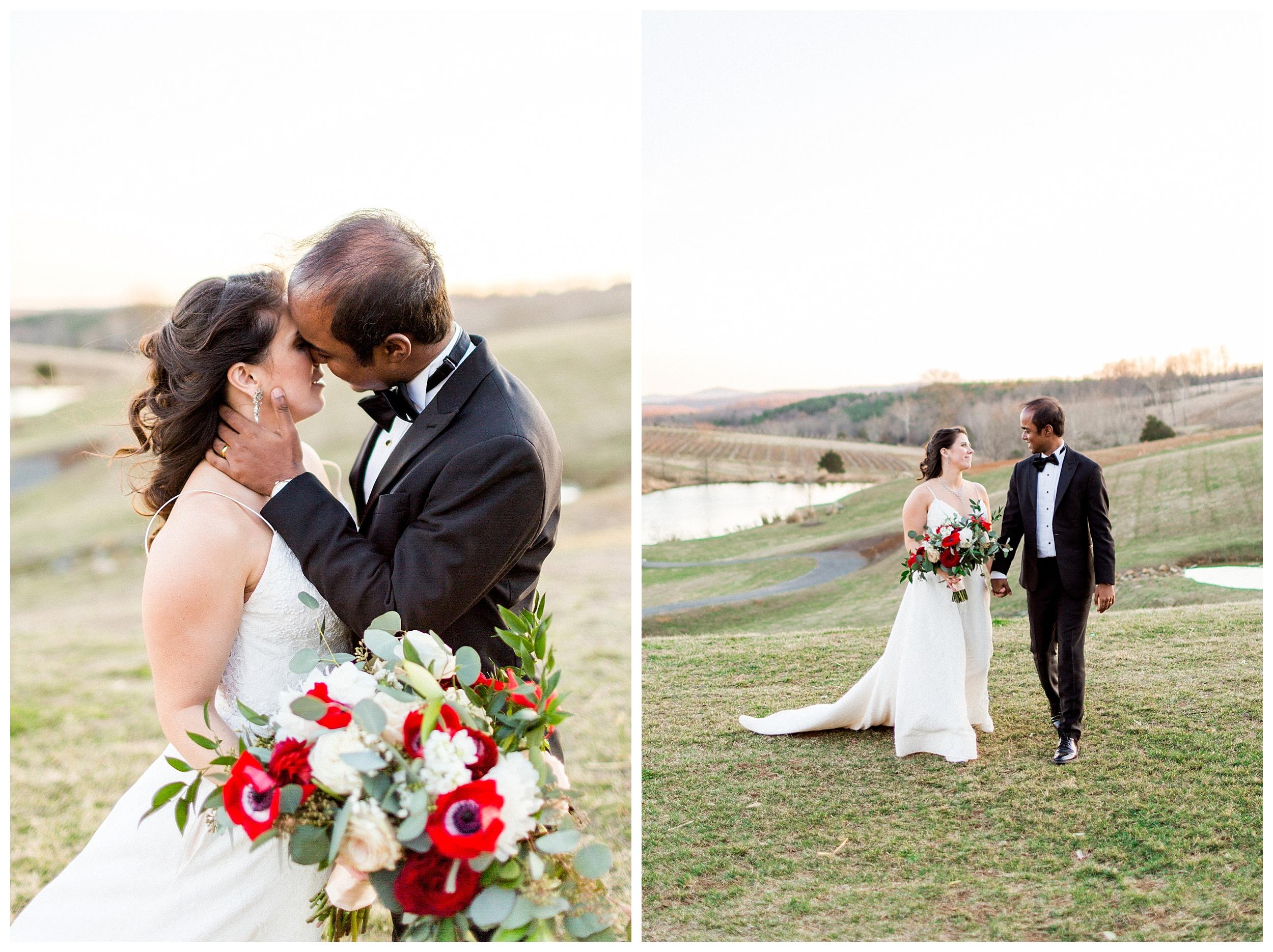 Stone Tower Winery Wedding | Virginia Winter Wedding | VA Wedding Photographer Kir Tuben_0107.jpg