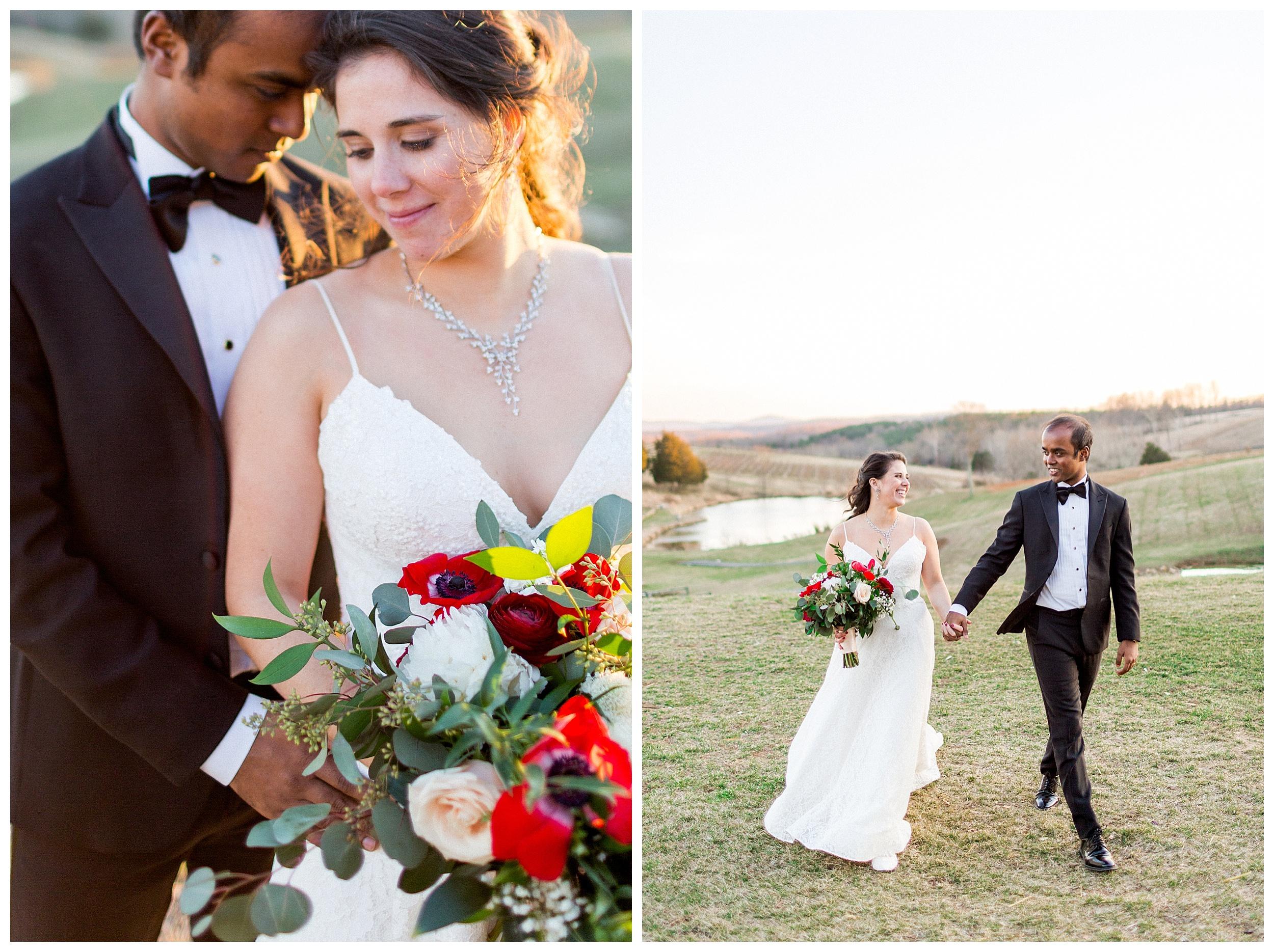 Stone Tower Winery Wedding | Virginia Winter Wedding | VA Wedding Photographer Kir Tuben_0109.jpg