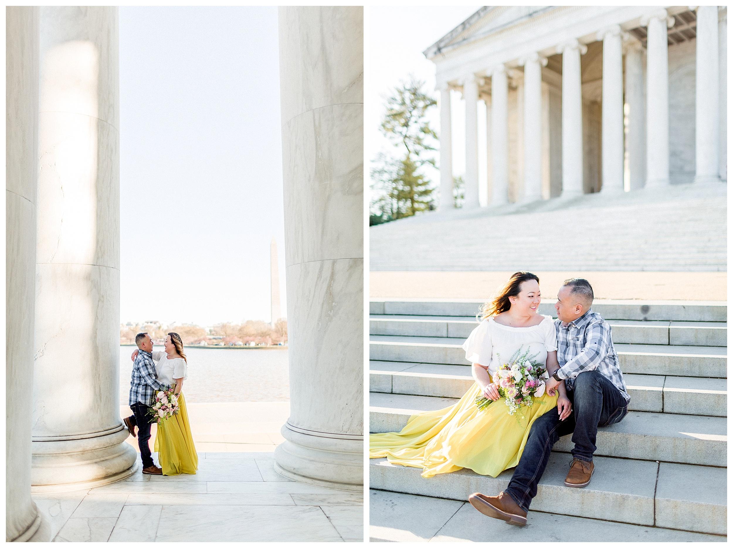 Washington DC Engagement Photos | Thomas Jefferson Engagement Session_0006.jpg