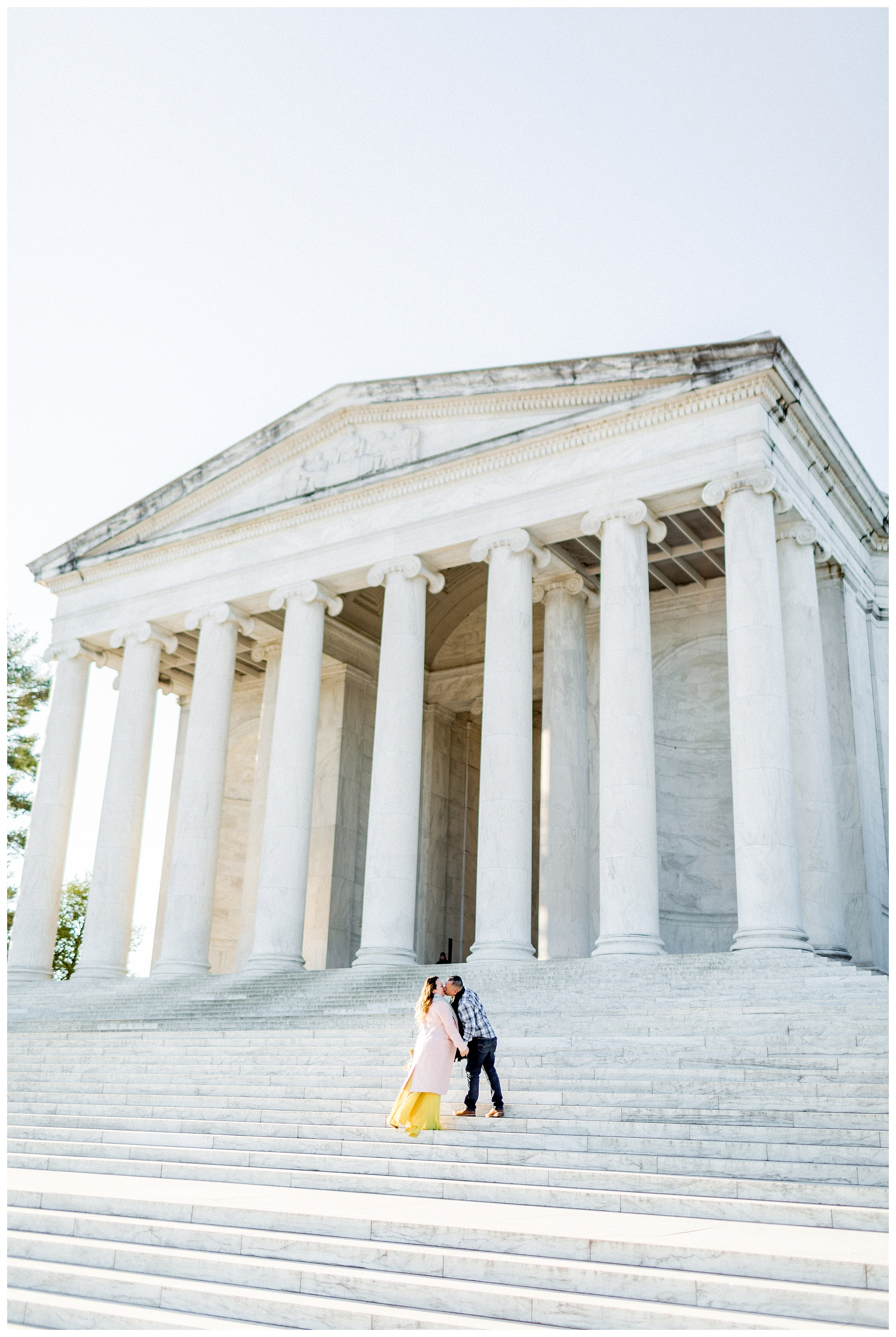 Washington DC Engagement Photos | Thomas Jefferson Engagement Session_0007.jpg