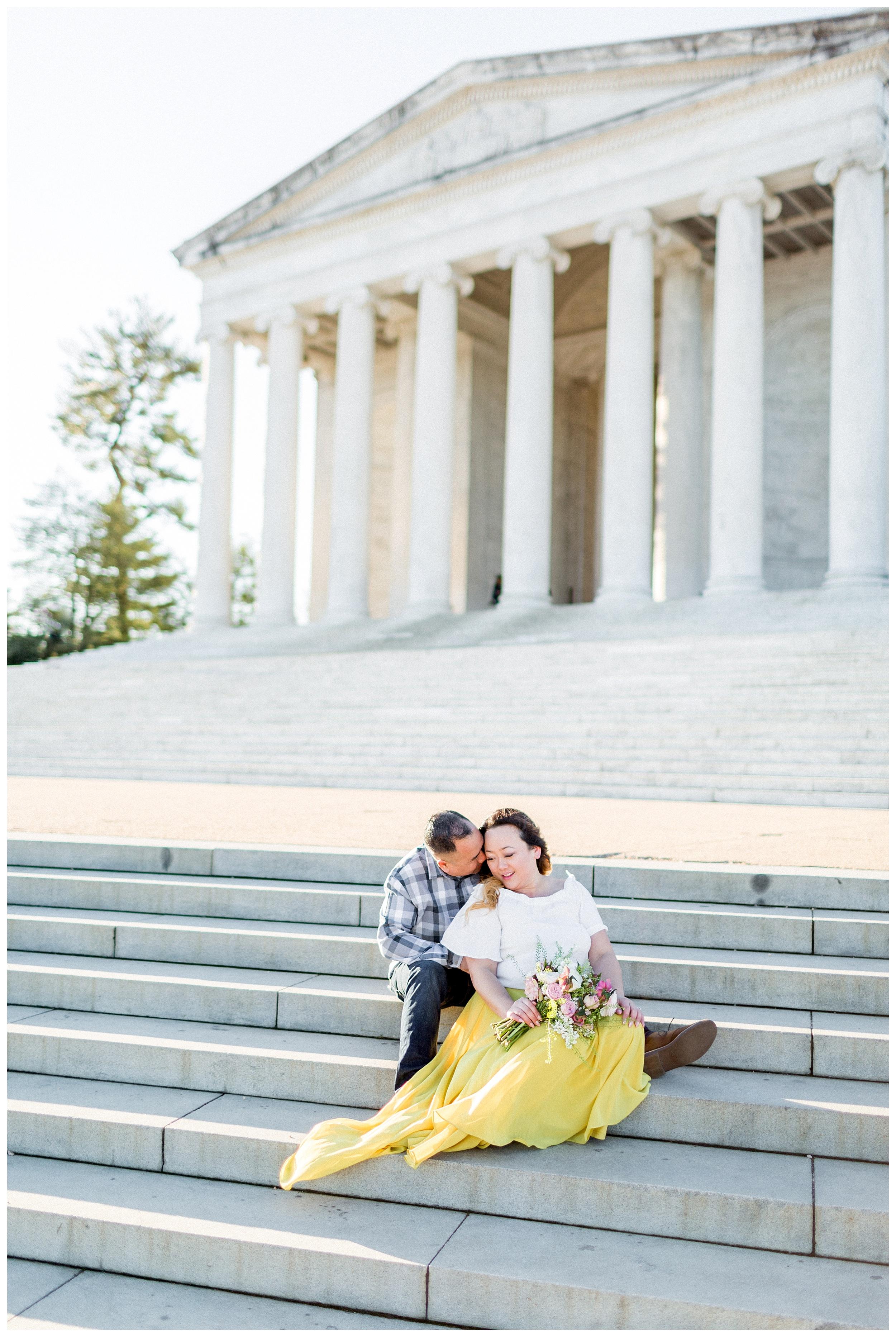 Washington DC Engagement Photos | Thomas Jefferson Engagement Session_0011.jpg