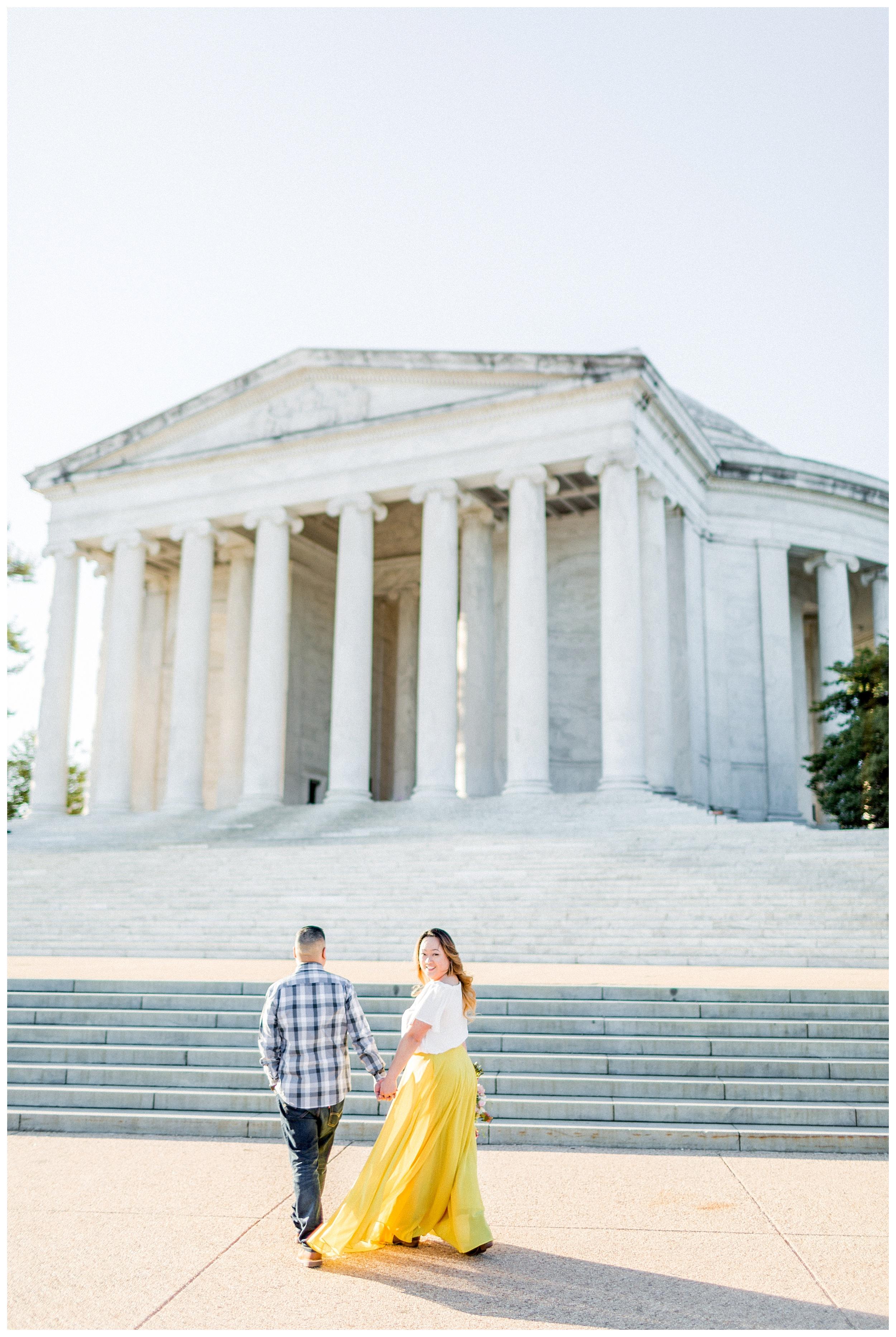 Washington DC Engagement Photos | Thomas Jefferson Engagement Session_0013.jpg