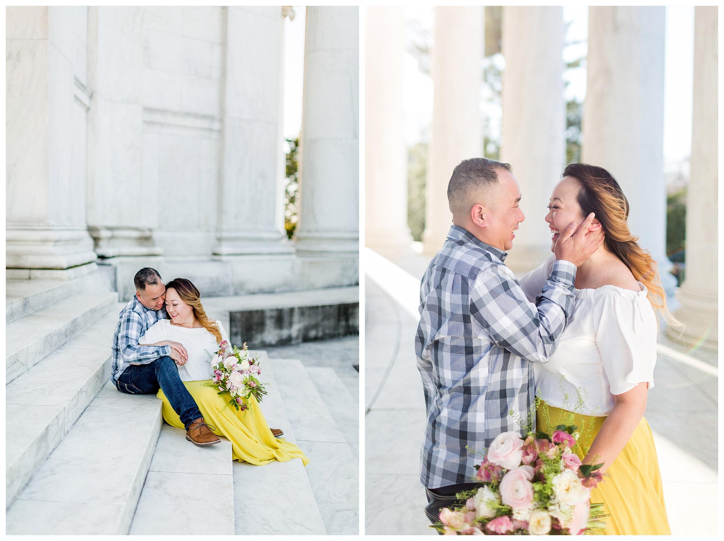 Washington DC Engagement Photos | Thomas Jefferson Engagement Session_0016.jpg