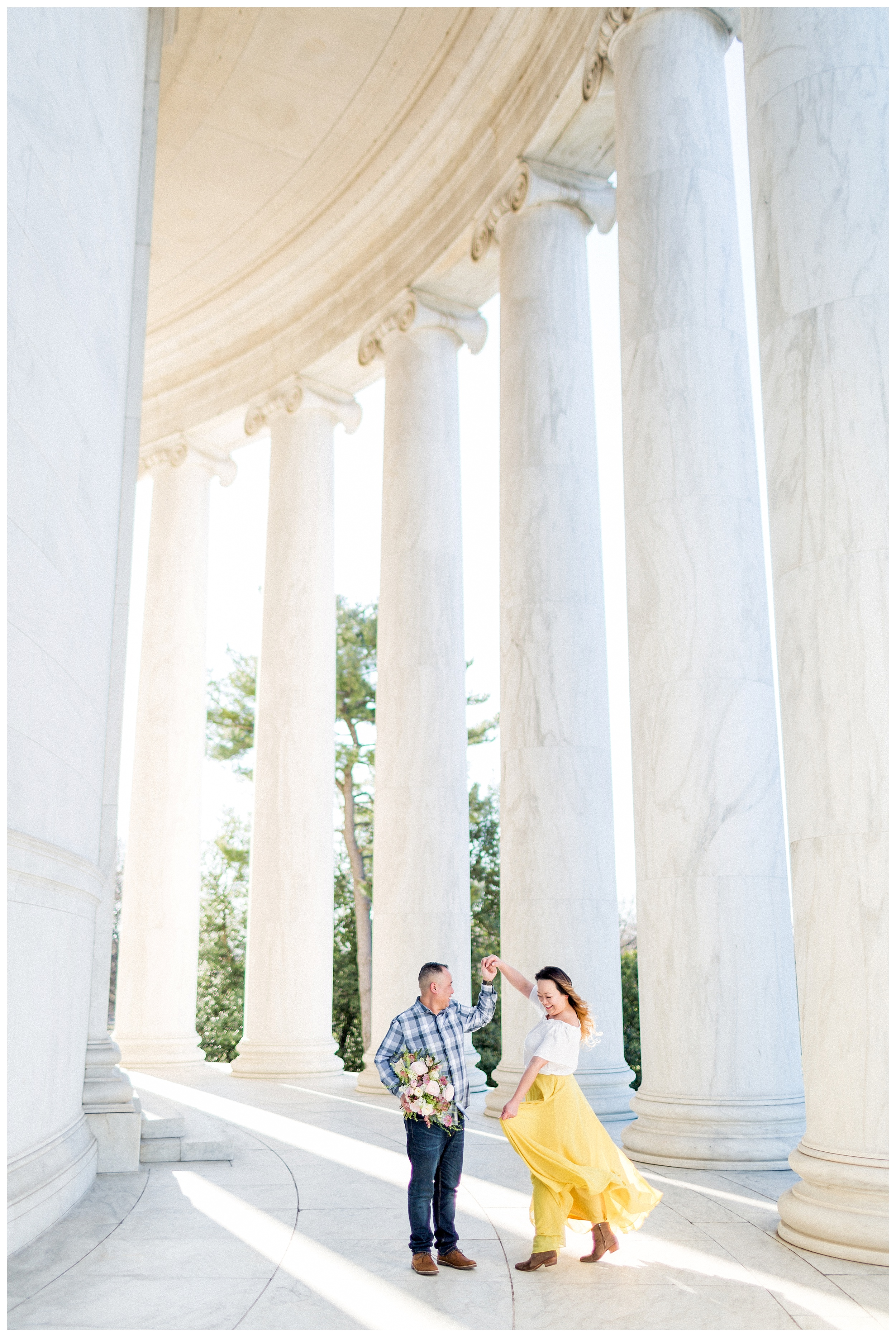 Washington DC Engagement Photos | Thomas Jefferson Engagement Session_0025.jpg