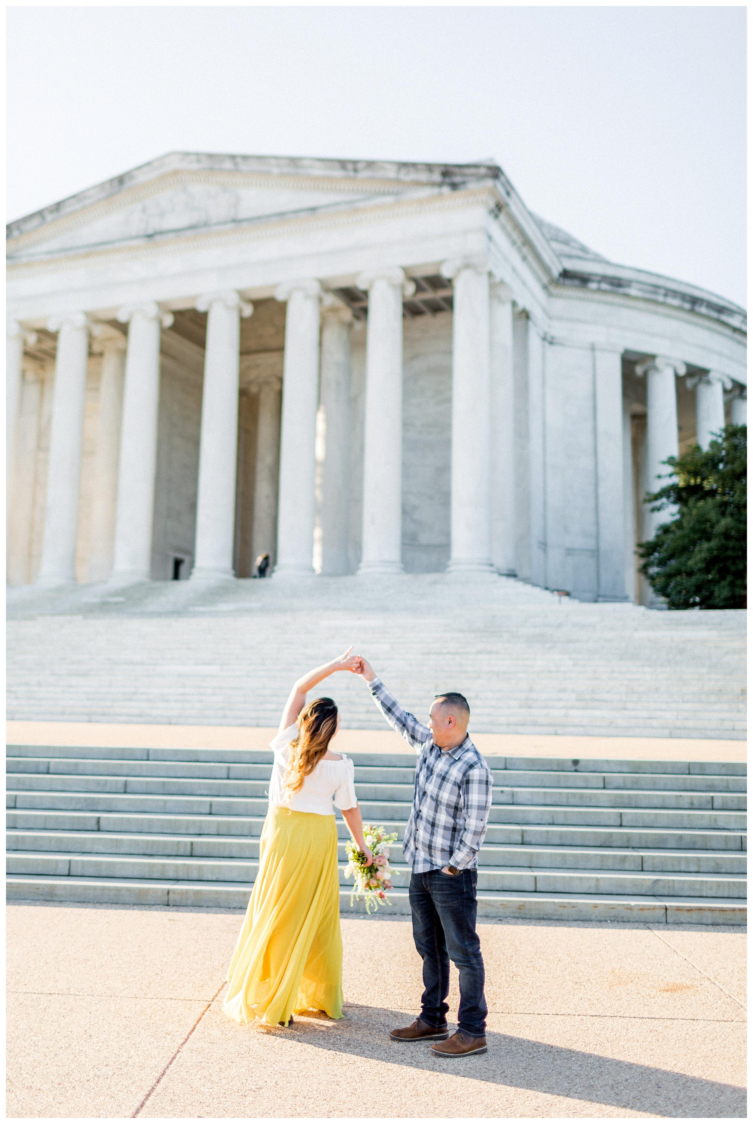 Washington DC Engagement Photos | Thomas Jefferson Engagement Session_0028.jpg