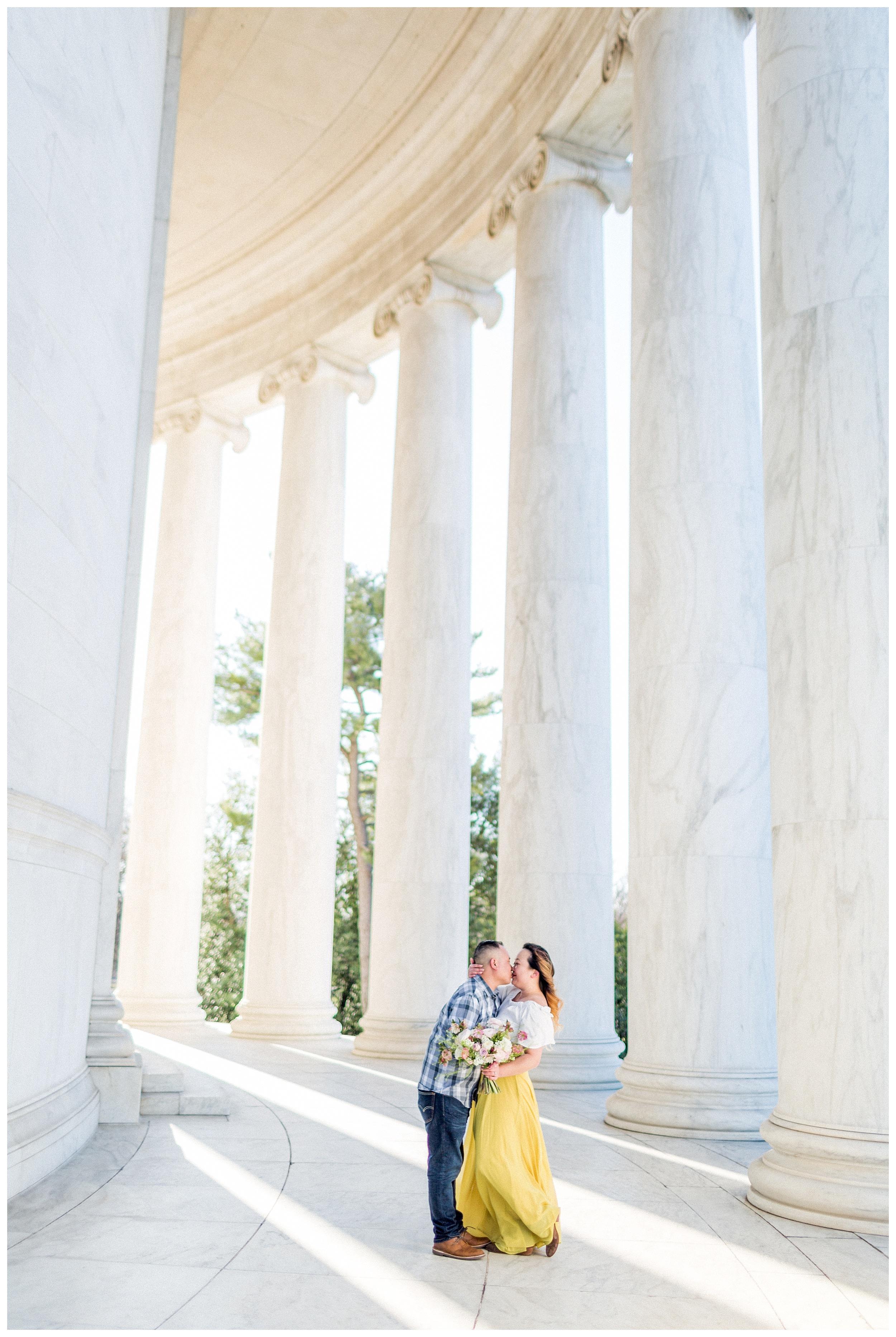 Washington DC Engagement Photos | Thomas Jefferson Engagement Session_0030.jpg