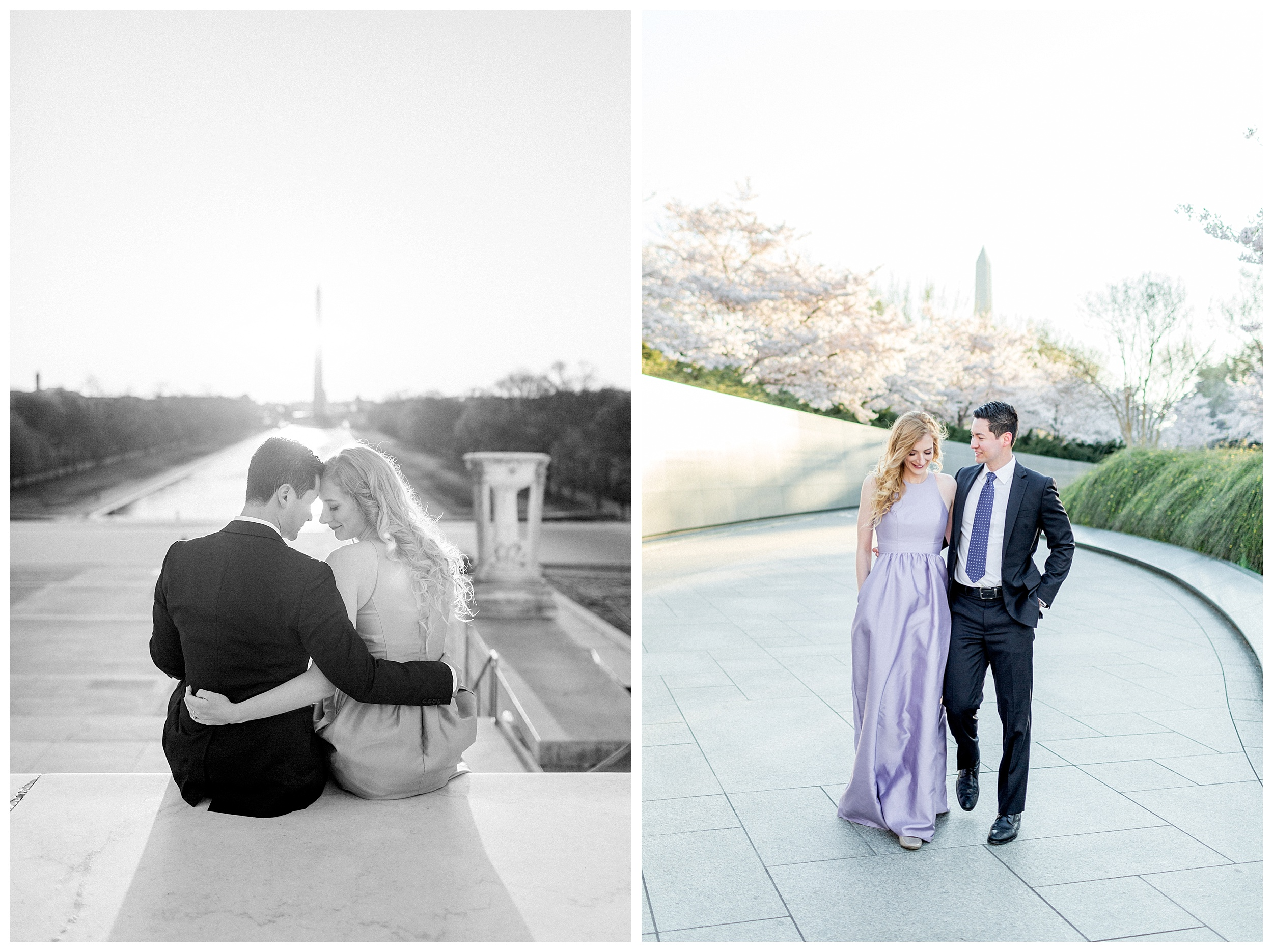 Washington DC Cherry Blossom Engagement Session_0006.jpg