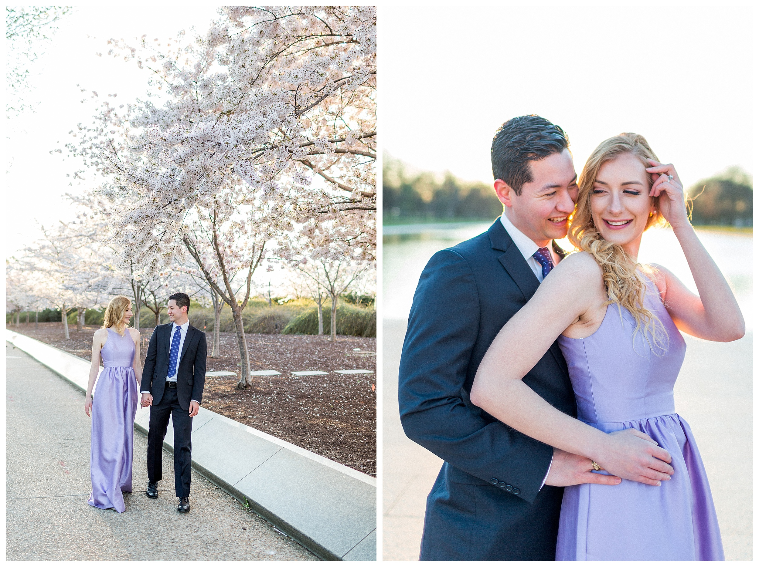 Washington DC Cherry Blossom Engagement Session_0008.jpg
