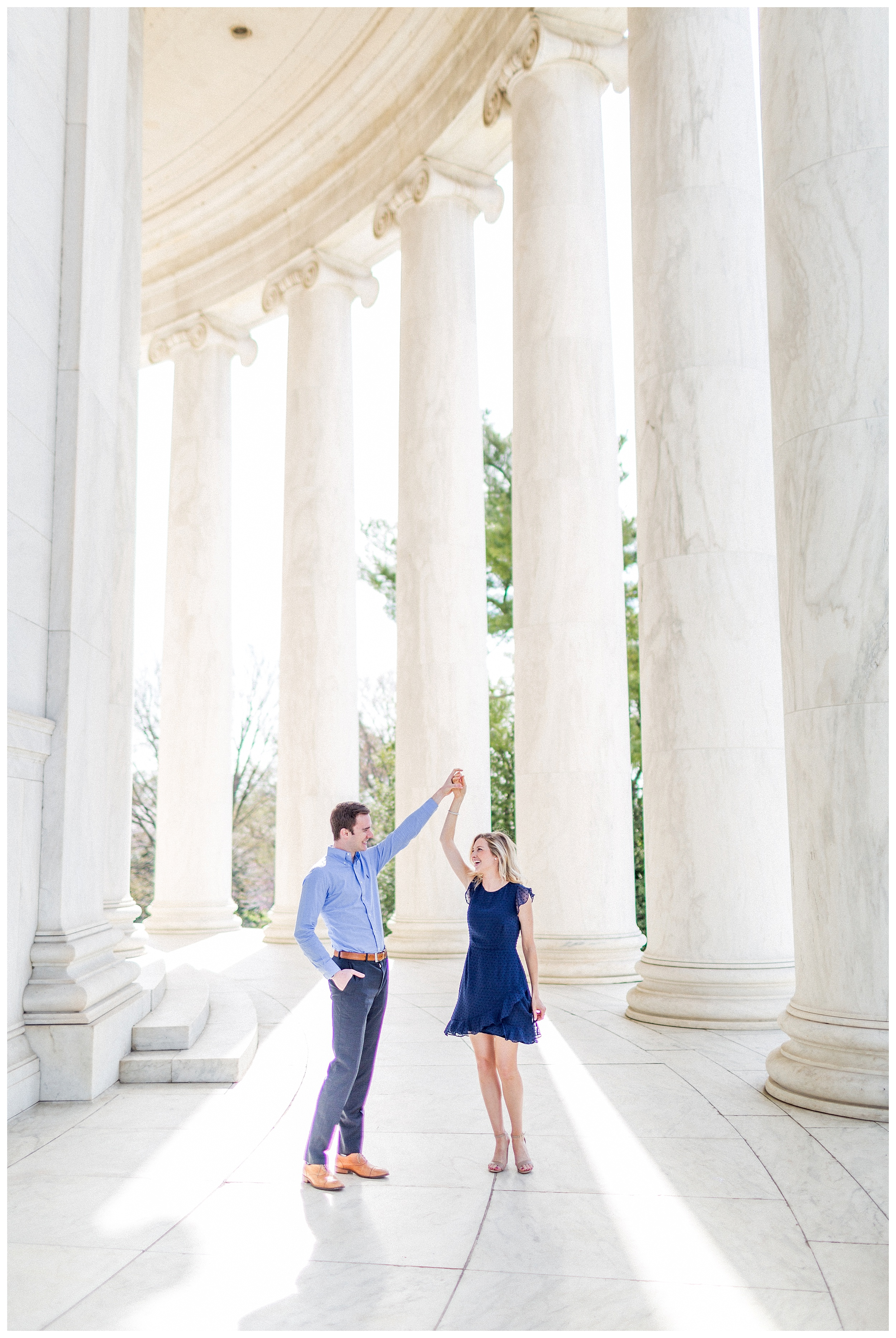 District of Columbia Cherry Blossom Engagement Session_0003.jpg