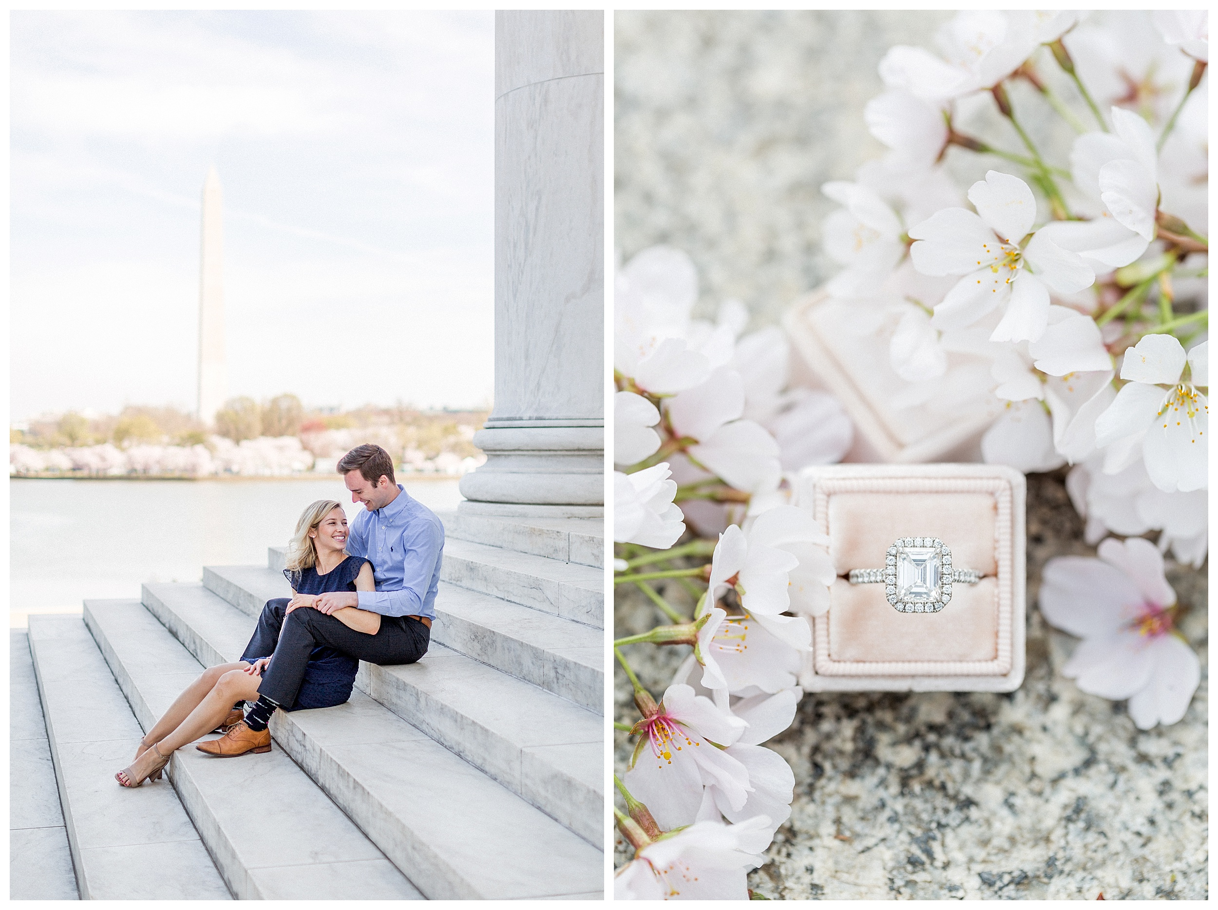 District of Columbia Cherry Blossom Engagement Session_0004.jpg