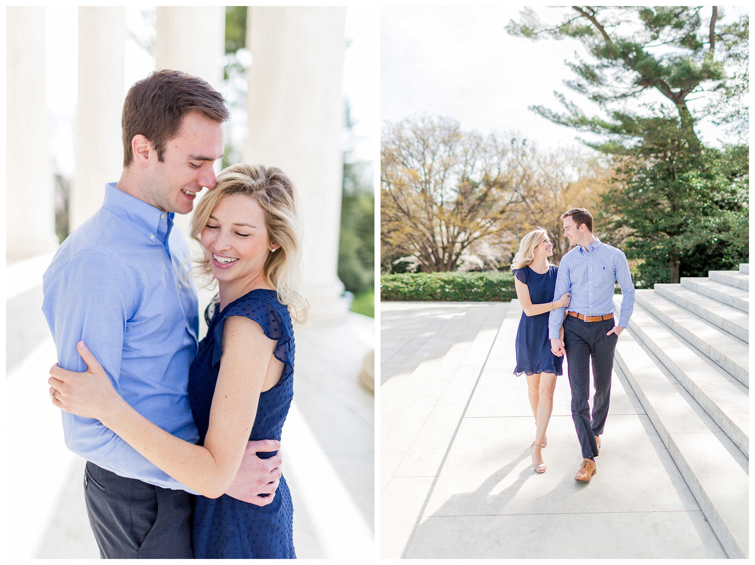 District of Columbia Cherry Blossom Engagement Session_0006.jpg