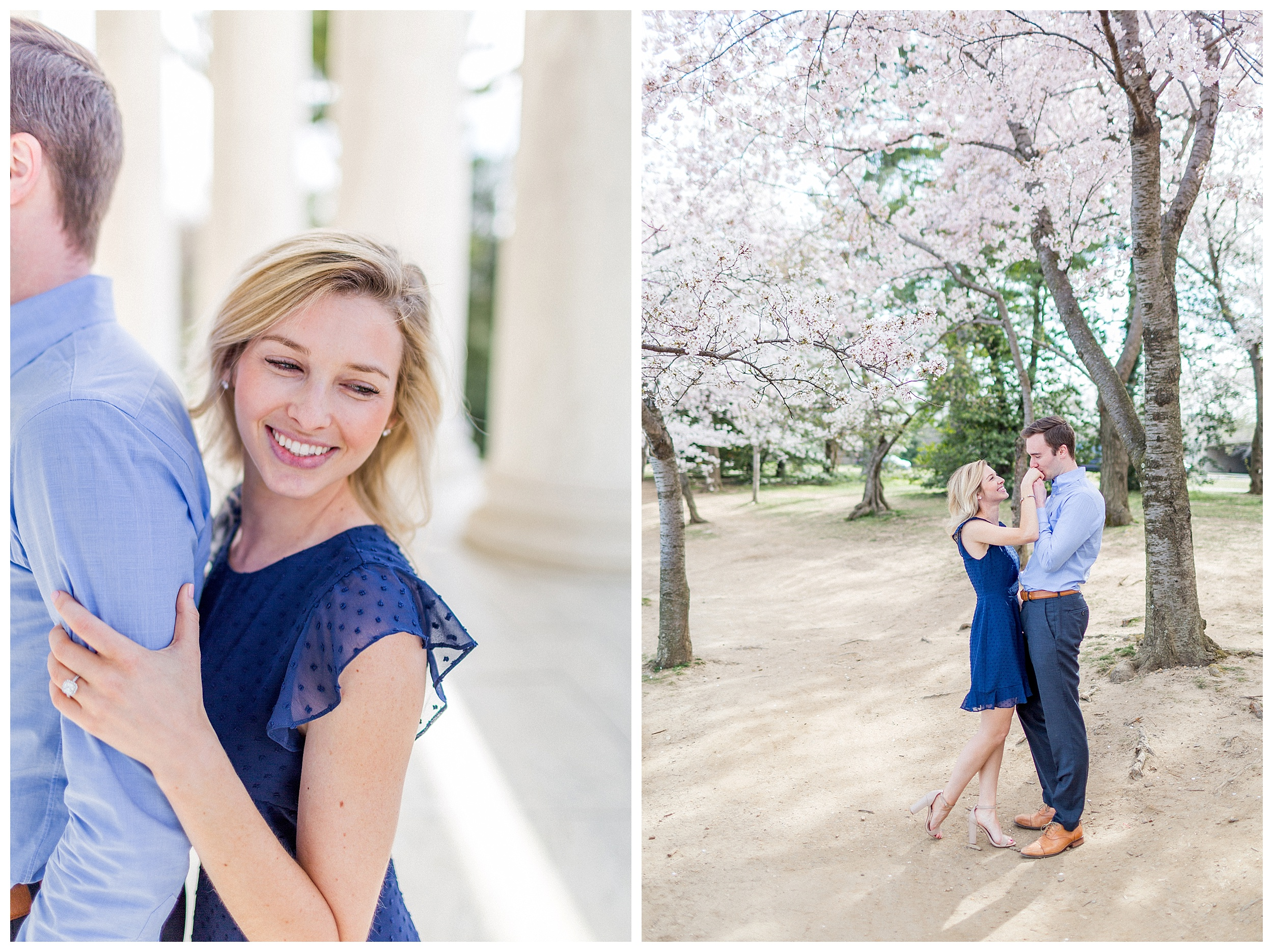 District of Columbia Cherry Blossom Engagement Session_0008.jpg