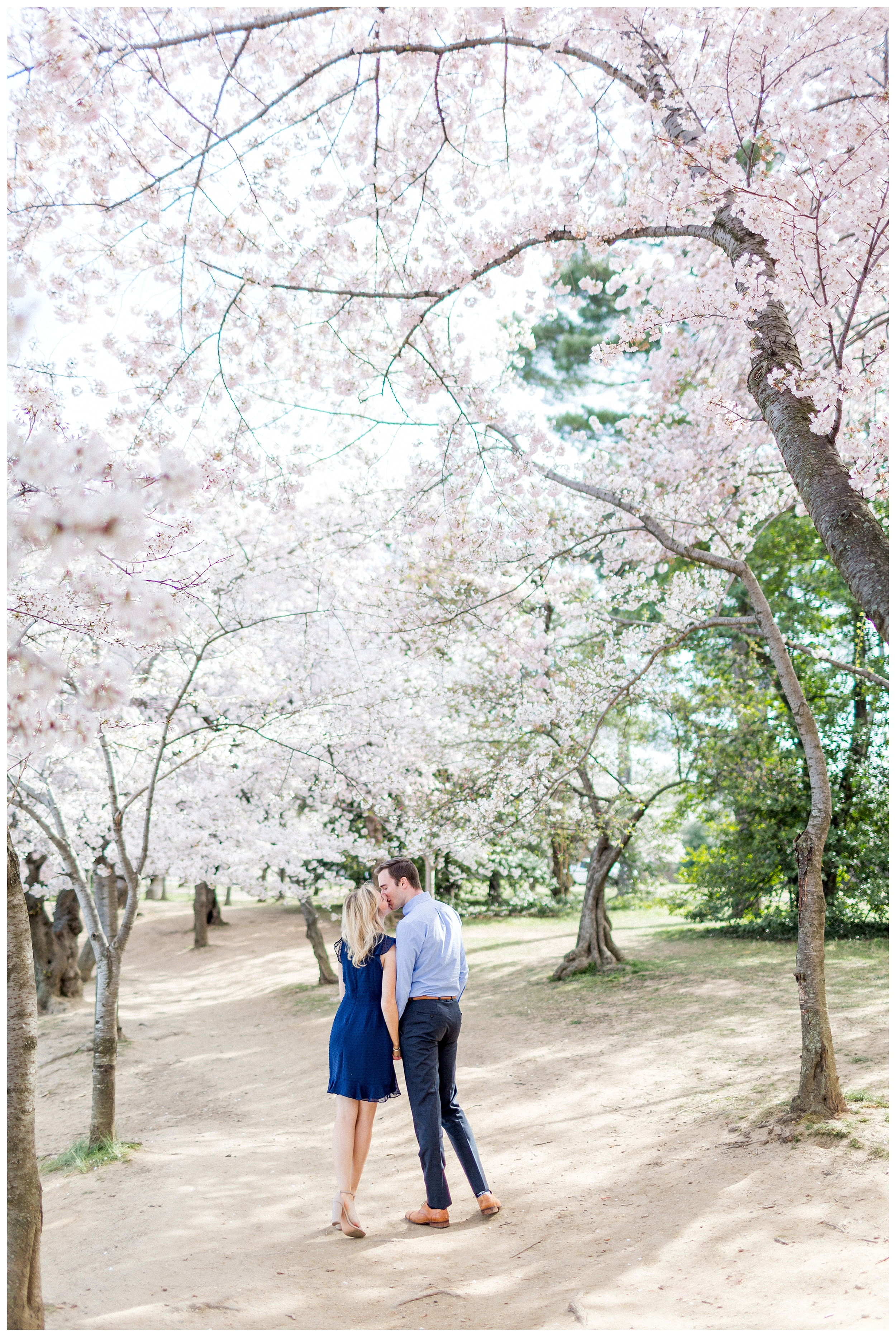 District of Columbia Cherry Blossom Engagement Session_0007.jpg