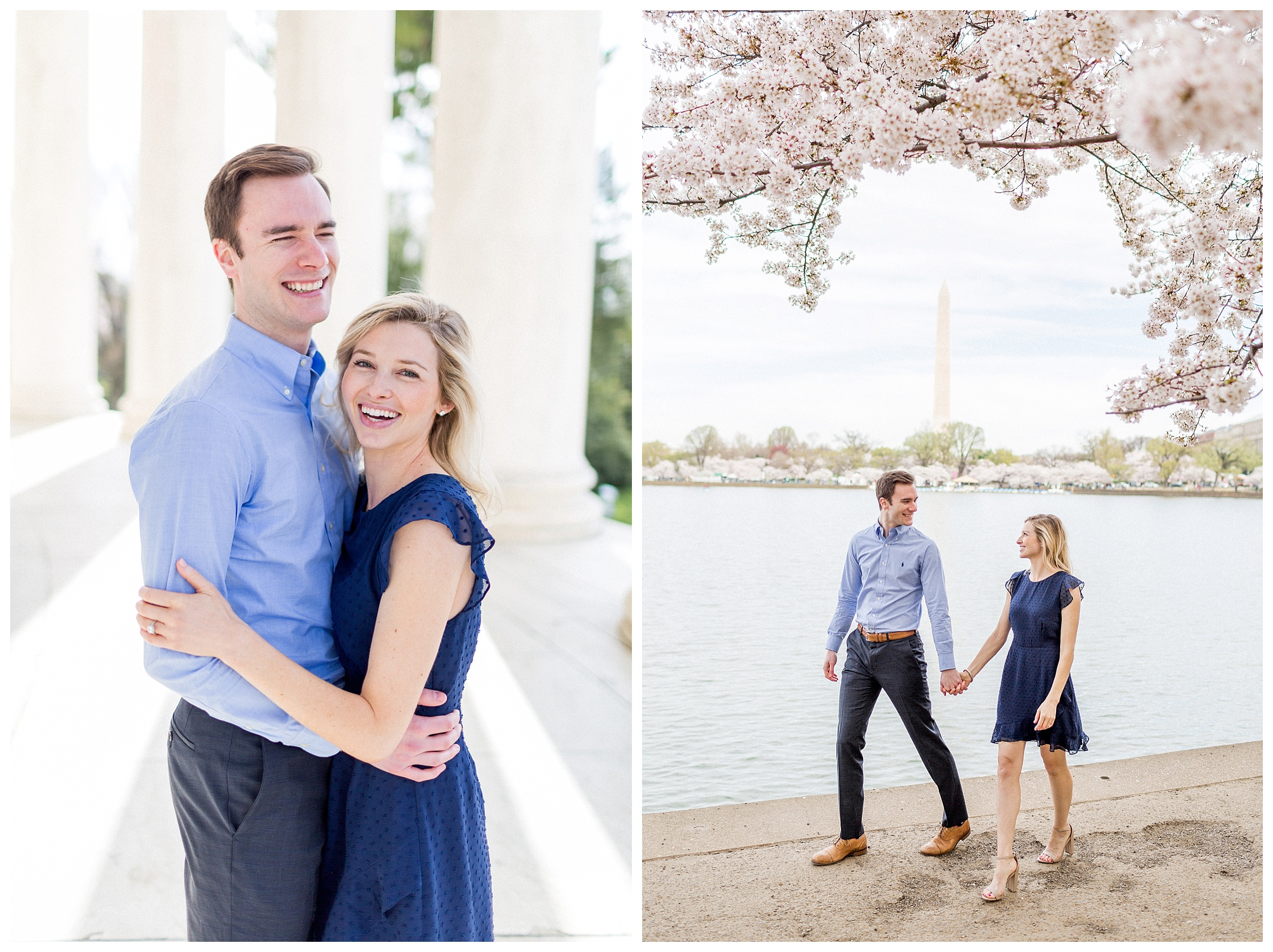 District of Columbia Cherry Blossom Engagement Session_0010.jpg