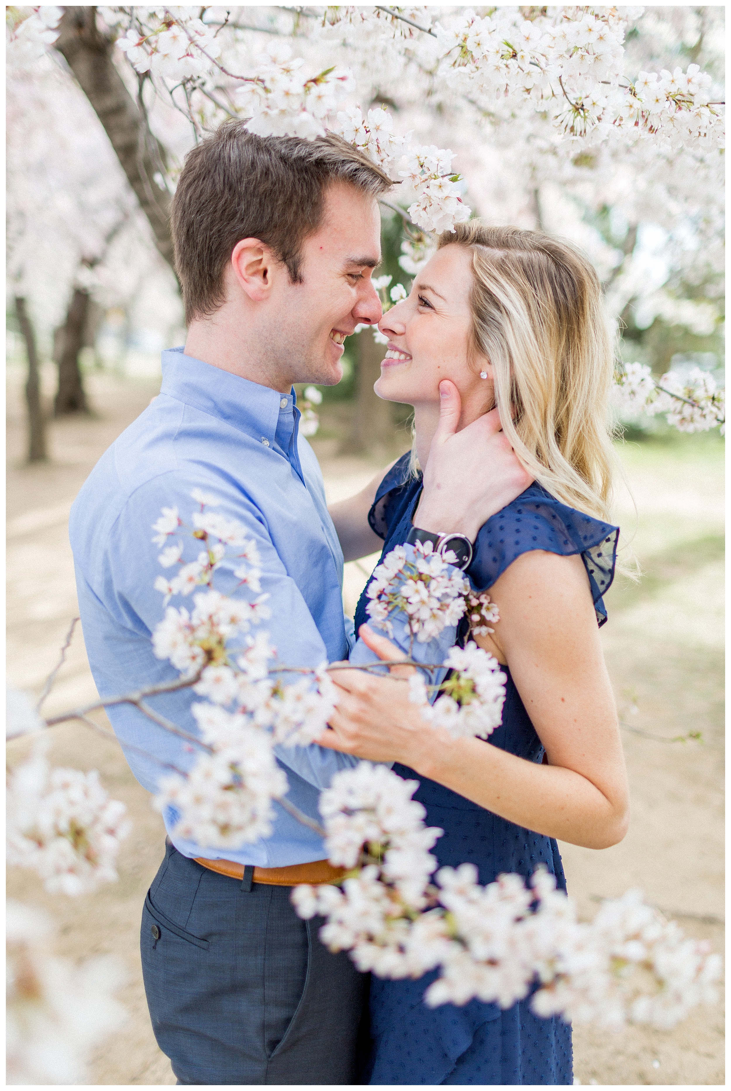 District of Columbia Cherry Blossom Engagement Session_0009.jpg