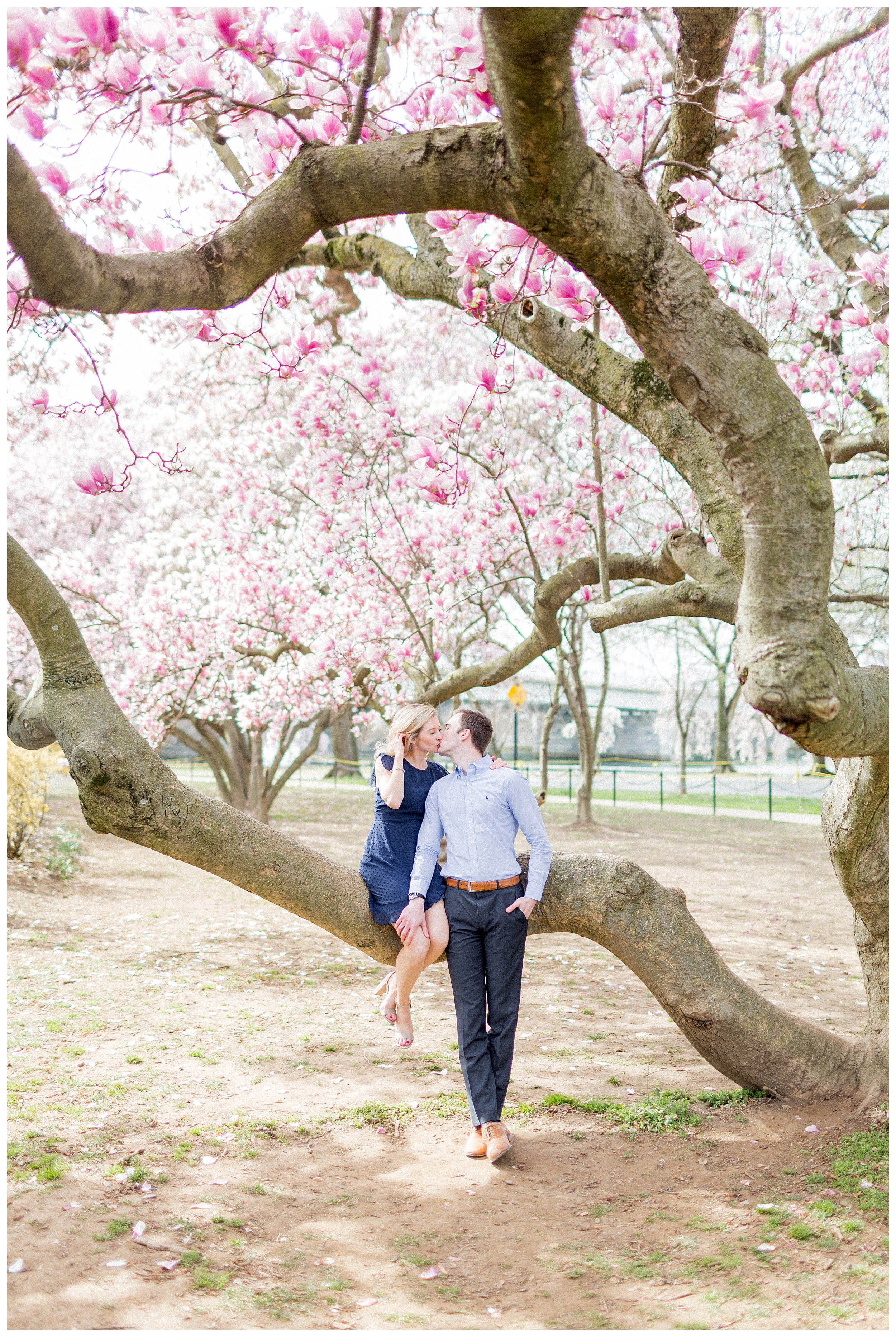 District of Columbia Cherry Blossom Engagement Session_0017.jpg