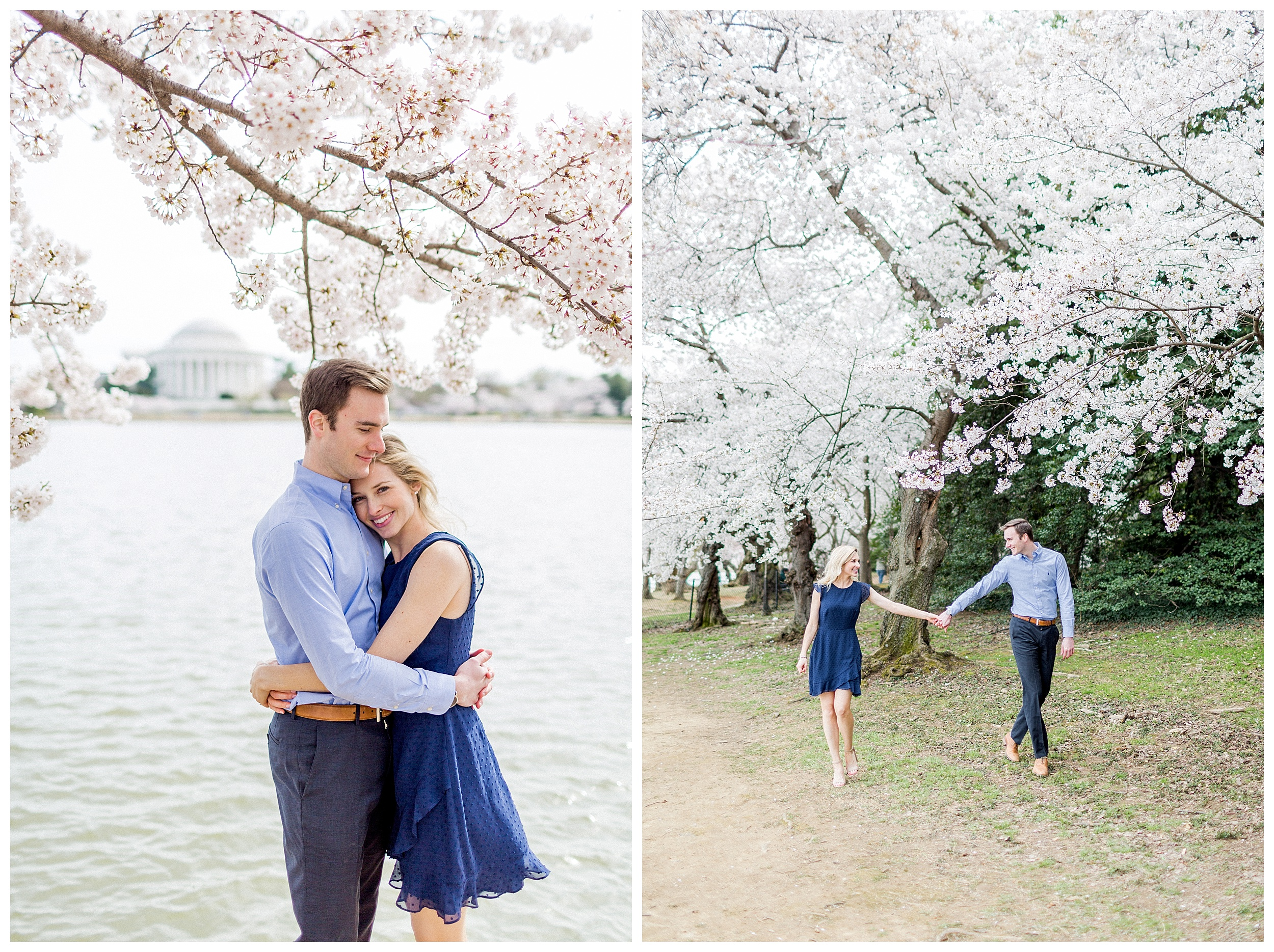 District of Columbia Cherry Blossom Engagement Session_0020.jpg
