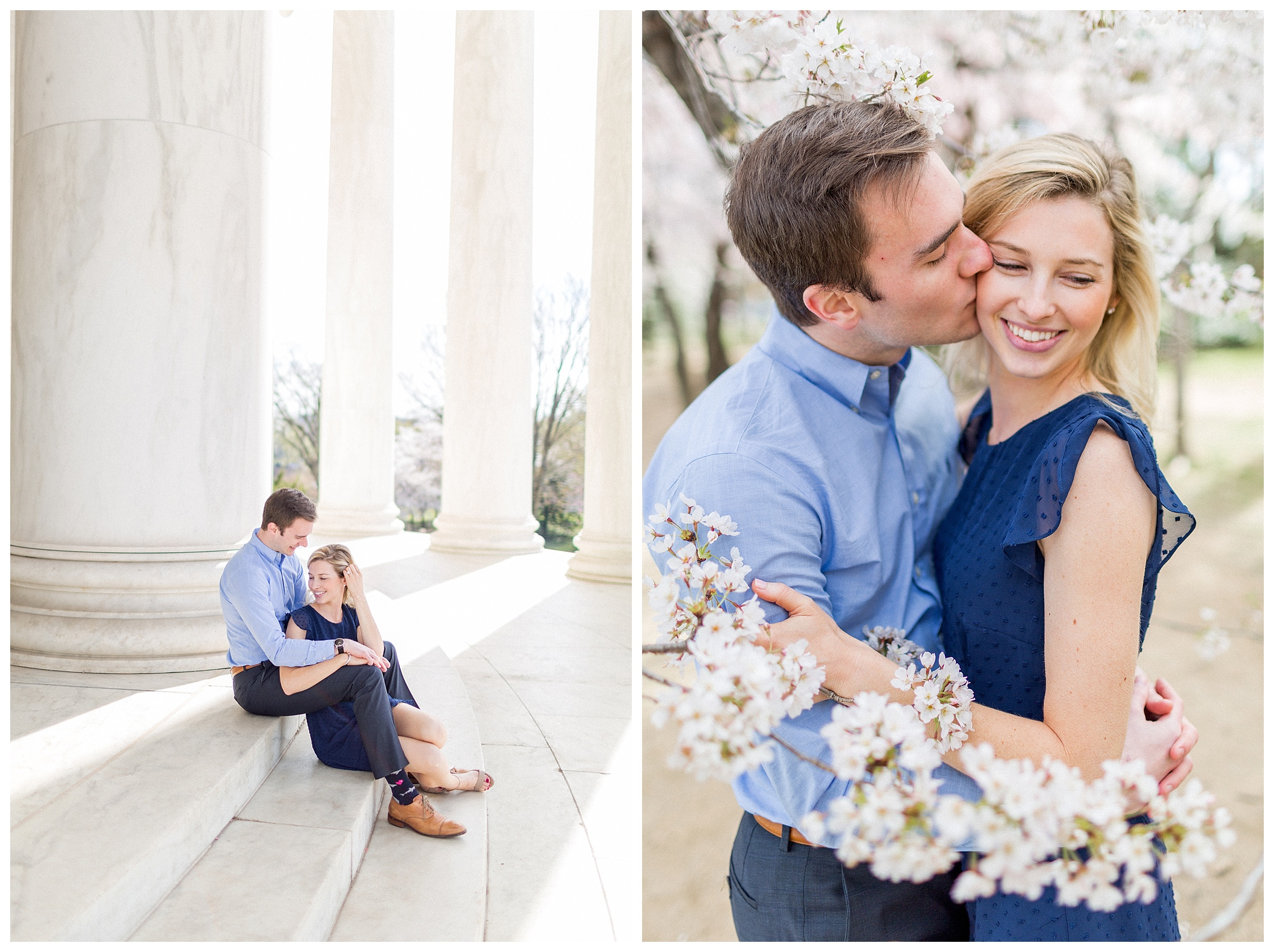 District of Columbia Cherry Blossom Engagement Session_0022.jpg