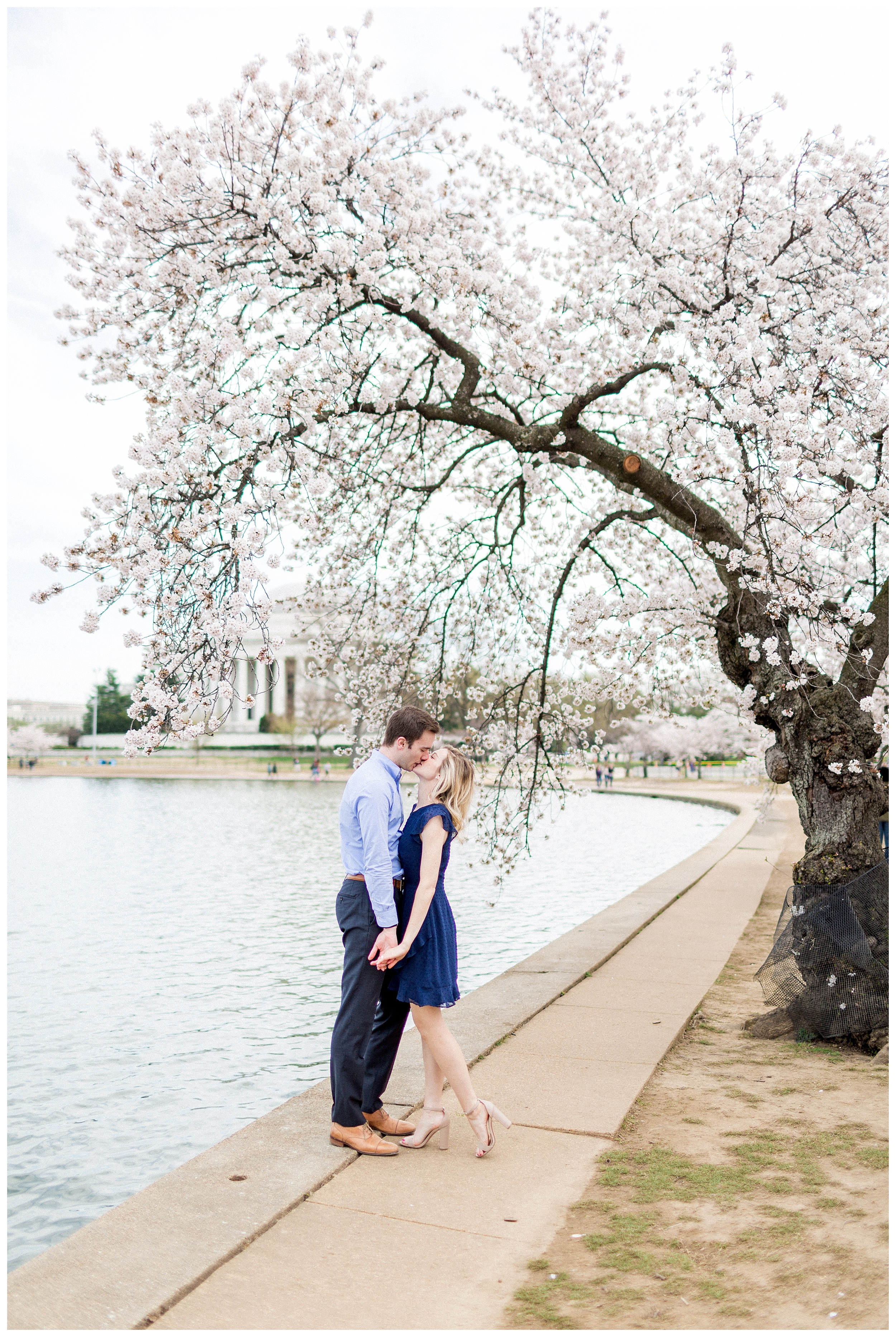 District of Columbia Cherry Blossom Engagement Session_0043.jpg