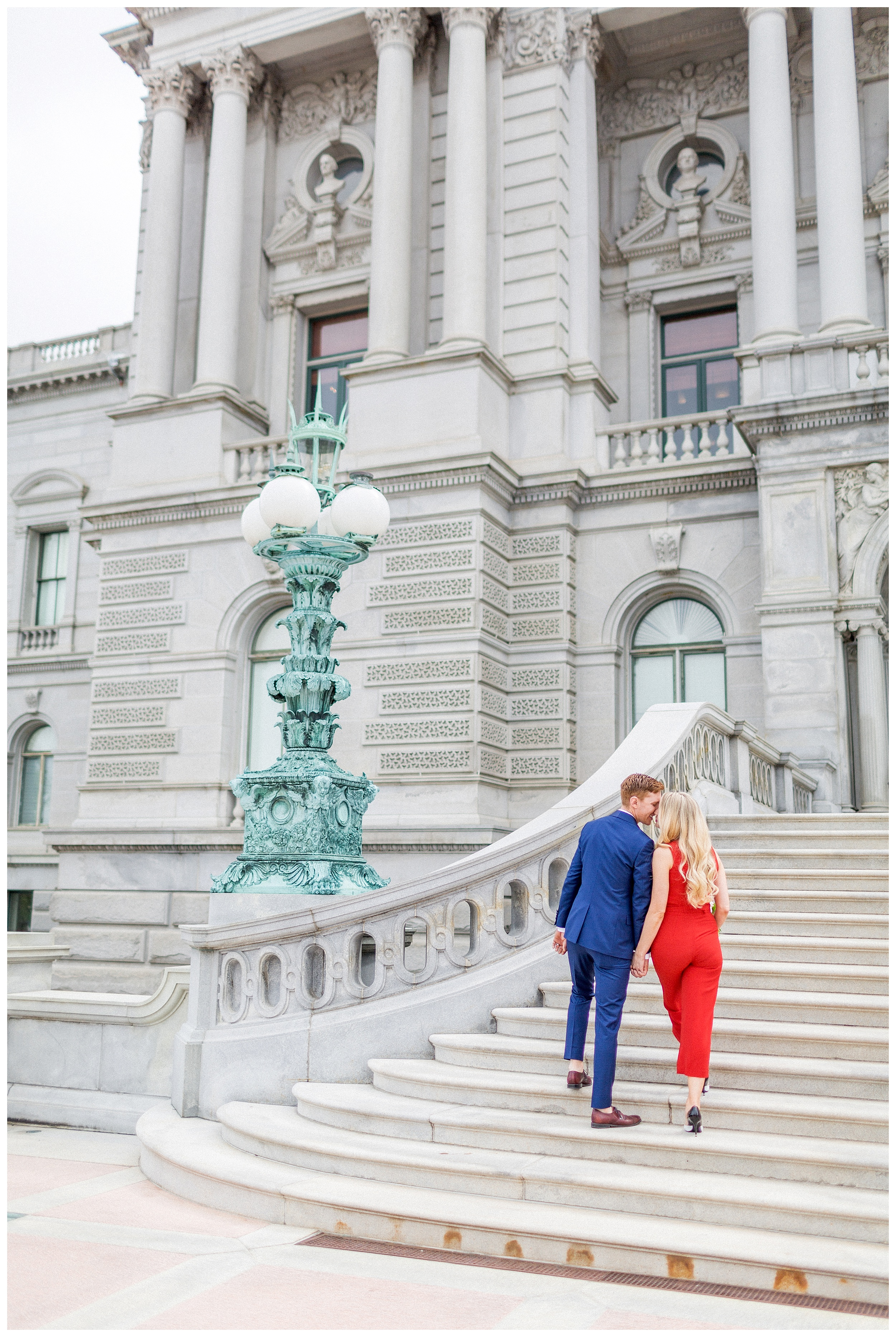 District of Columbia Elopement | Library of Congress Engagement Session Washington DC_0019.jpg