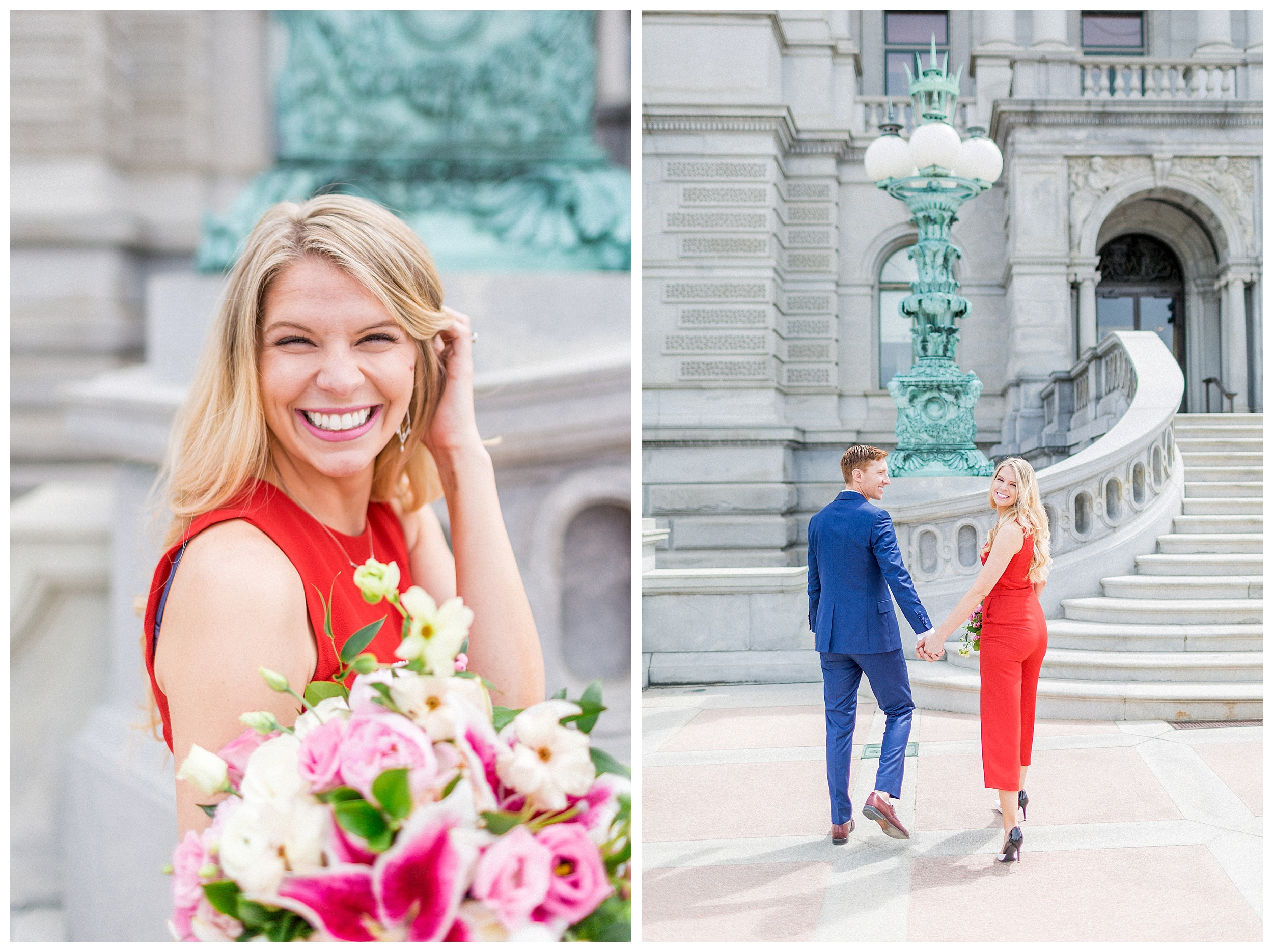 District of Columbia Elopement | Library of Congress Engagement Session Washington DC_0022.jpg
