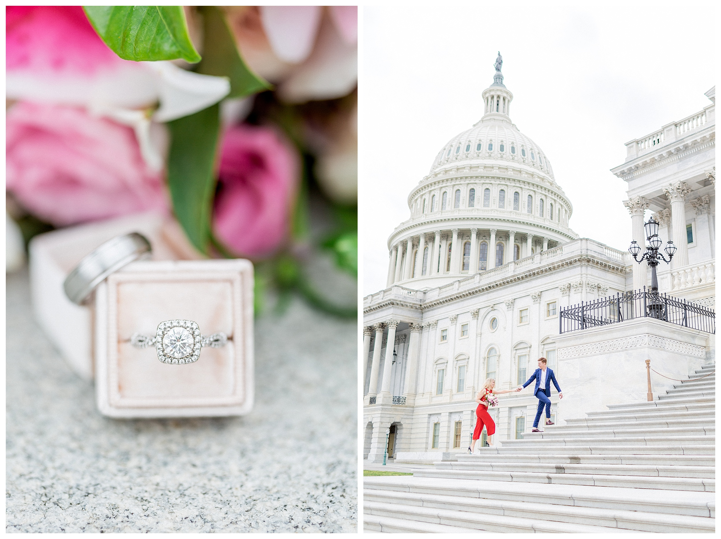 District of Columbia Elopement | Library of Congress Engagement Session Washington DC_0034.jpg