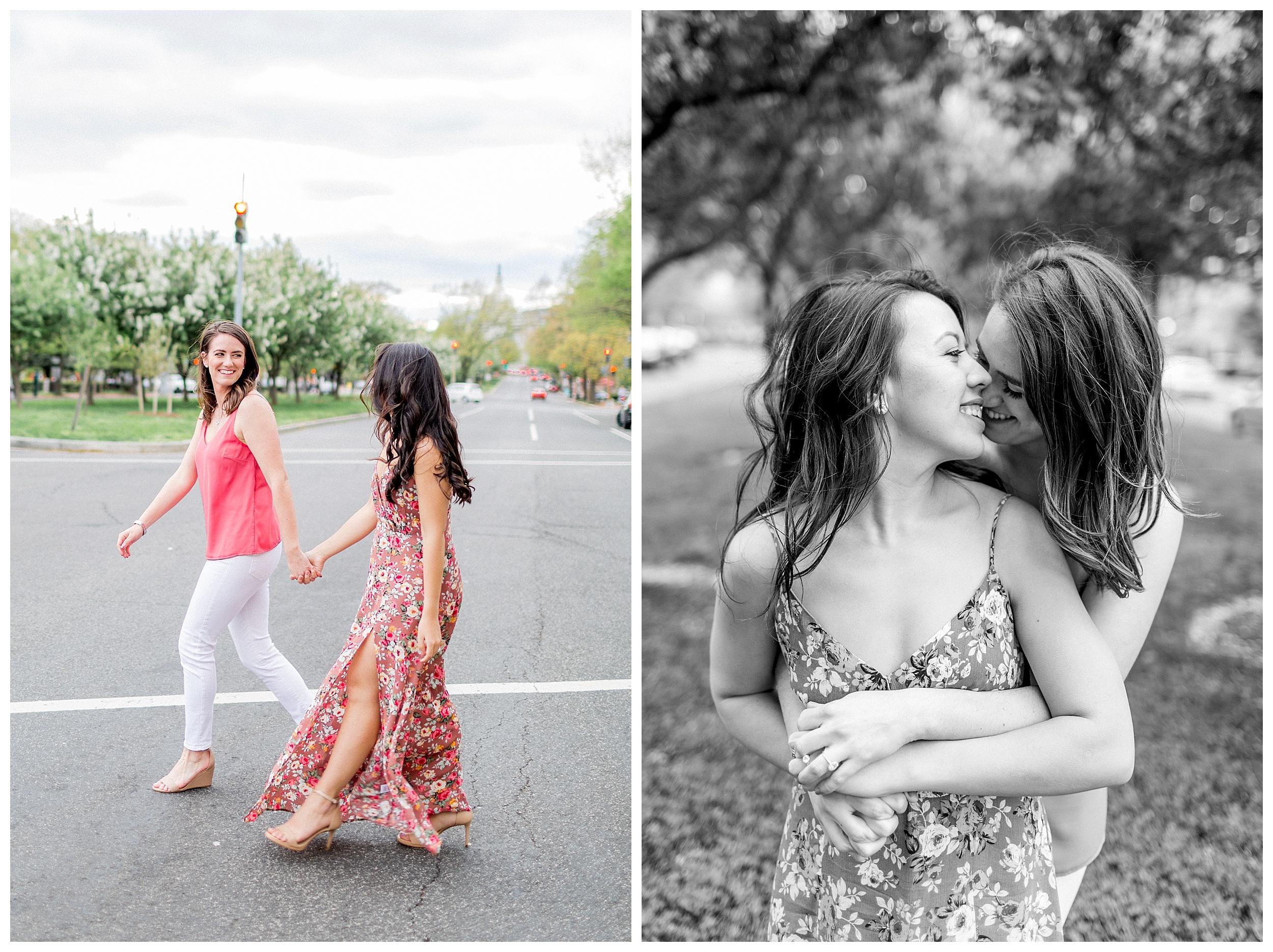 Same Sex DC Engagement | District of Columbia Wedding Photographer Kir Tuben_0002.jpg