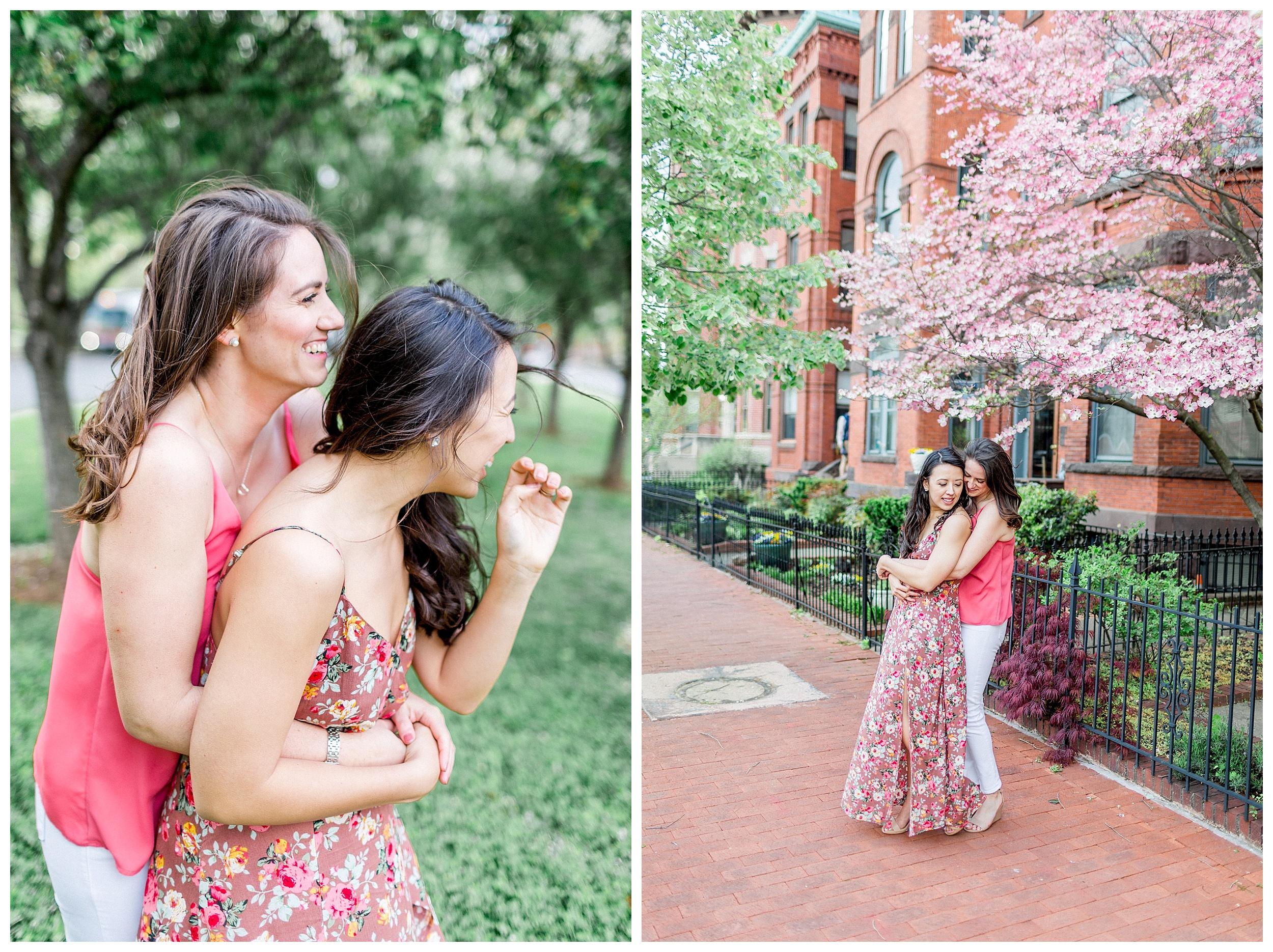 Same Sex DC Engagement | District of Columbia Wedding Photographer Kir Tuben_0004.jpg